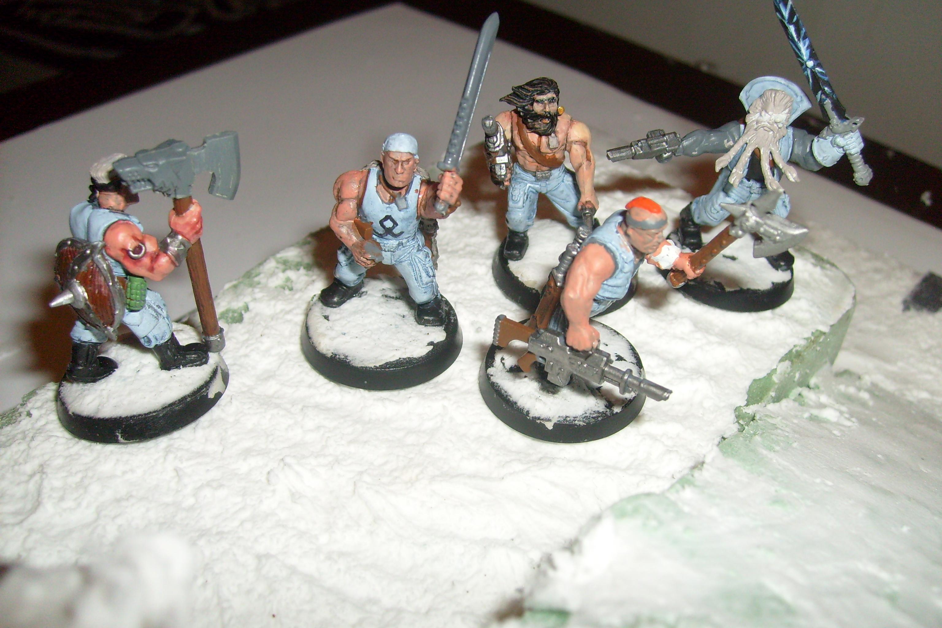 Catachan, Imperial Guard, Pdf, Space Wolves, Spacewolves Fenrisian, Wolves