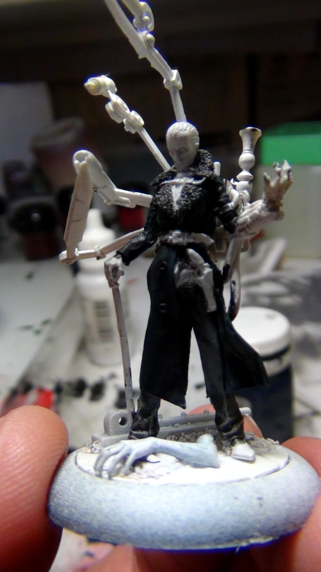 Agent, Assassin, Inquisitor, Pip, Warhammer 40,000, Work In Progress
