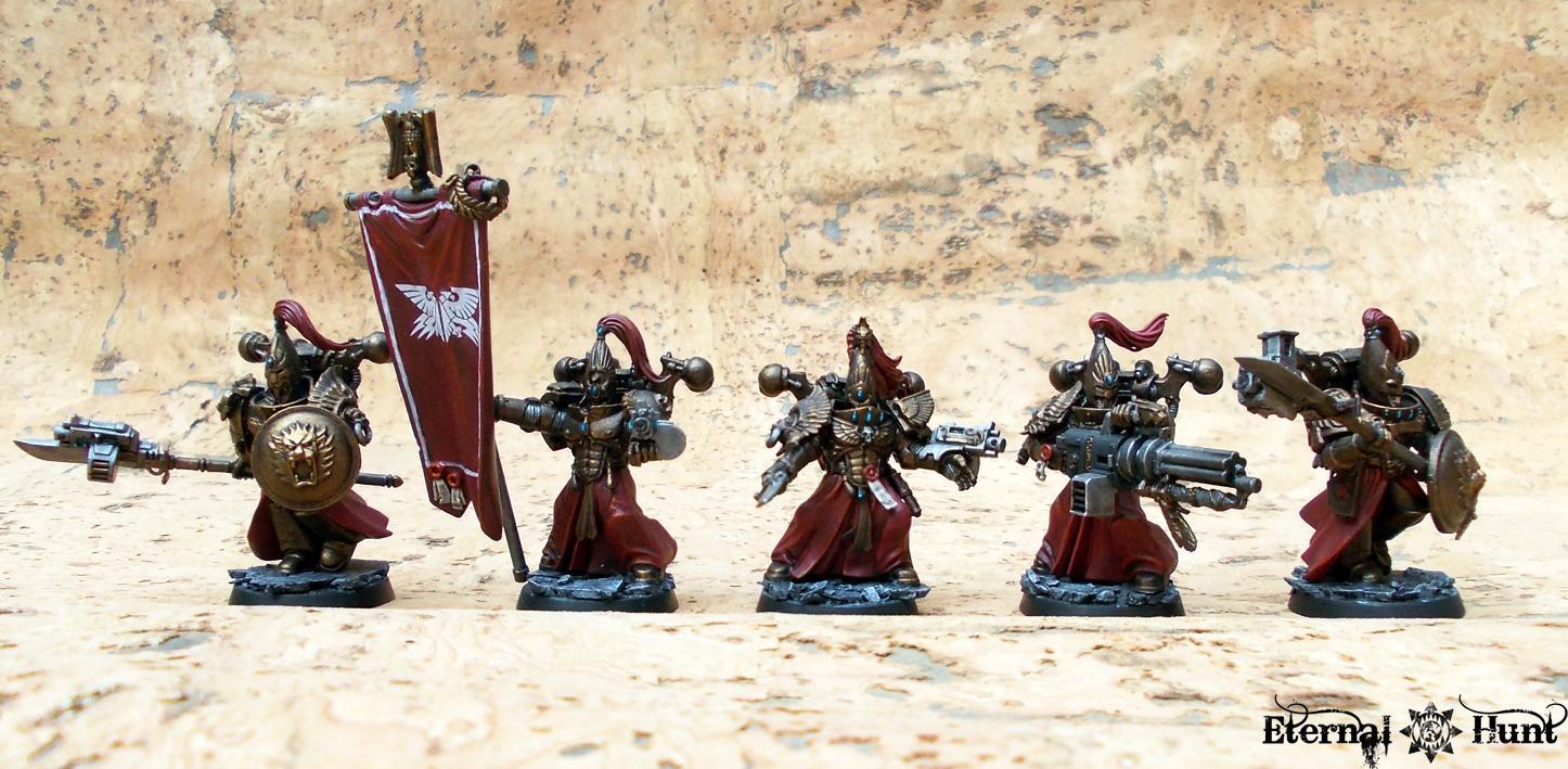 Adeptus Custodes, Conversion, Custodians, Guardian Spears, Kitbash, Legio Custodes, Lionsguard, Praetorians, Pre-heresy, Space Marines, Warhammer 40,000