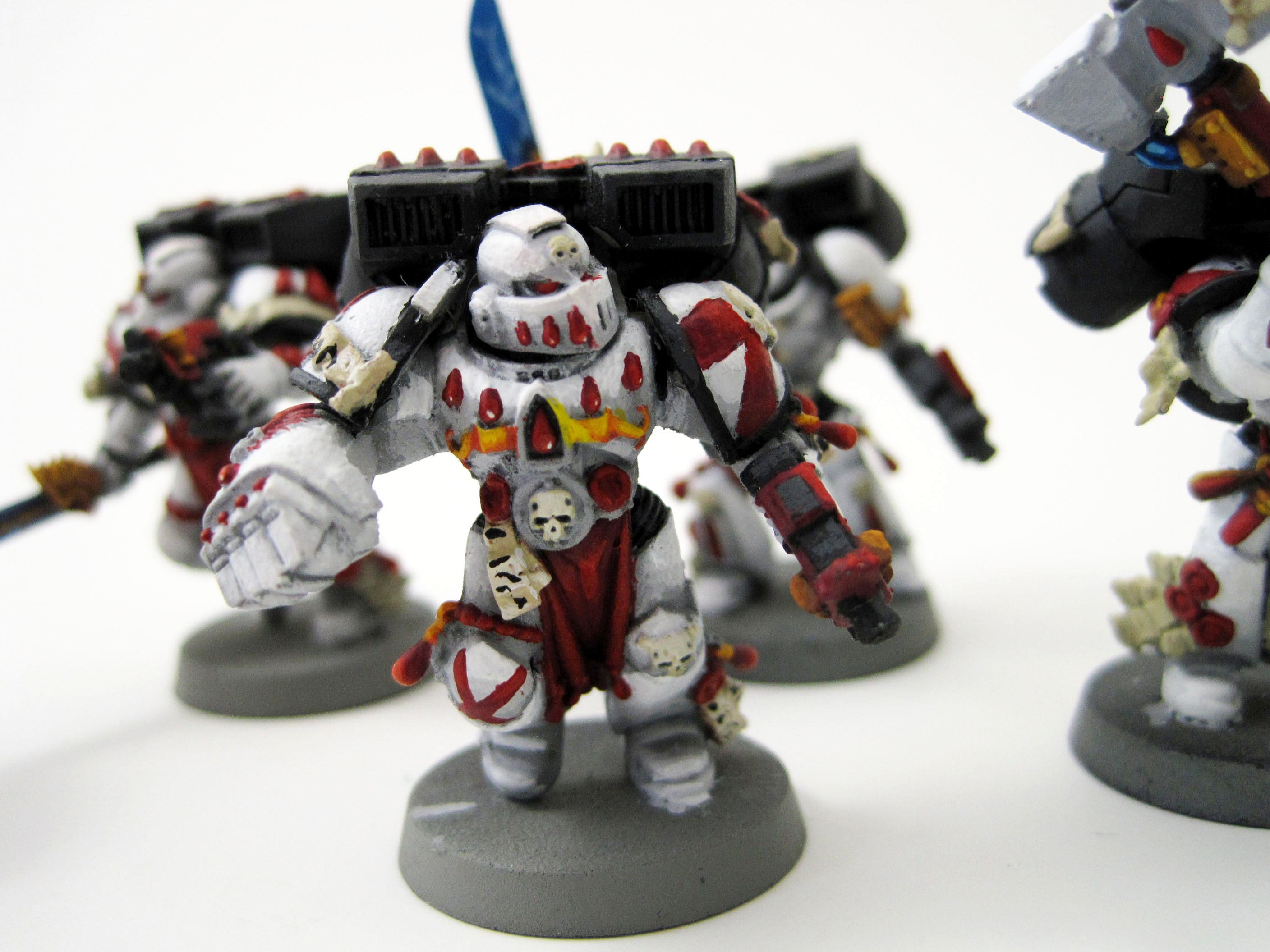Angels Encarmine, Blood Angels, Company, Death, Death Company, Power Fist, White Death Company