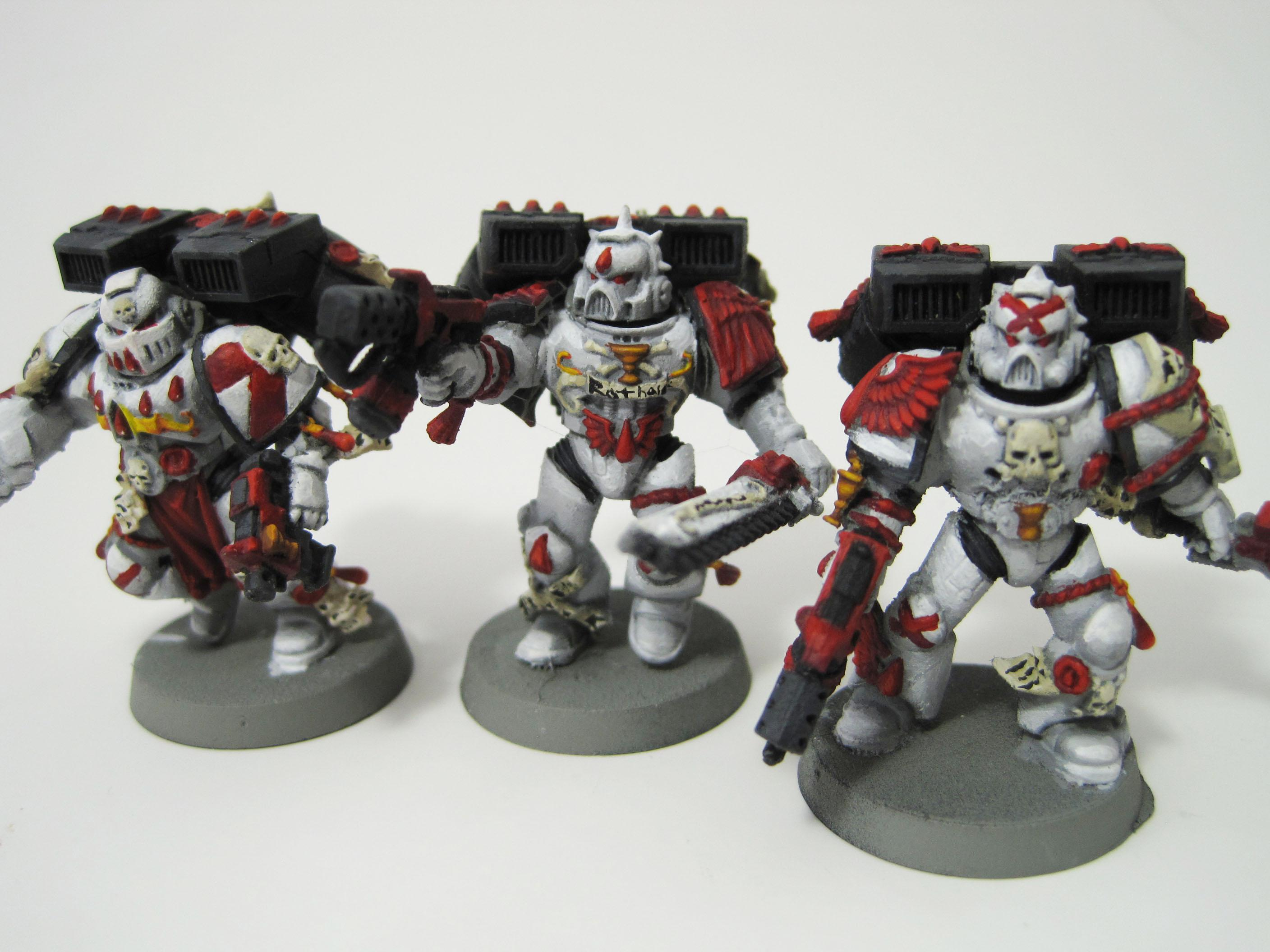 Angels Encarmine, Blood Angels, Company, Death, Death Company, White Death Company