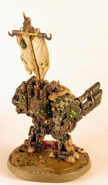 Bloody, Disgusting, Dreadnought, Forge World, Gross, Heresy Colors, Nurgle