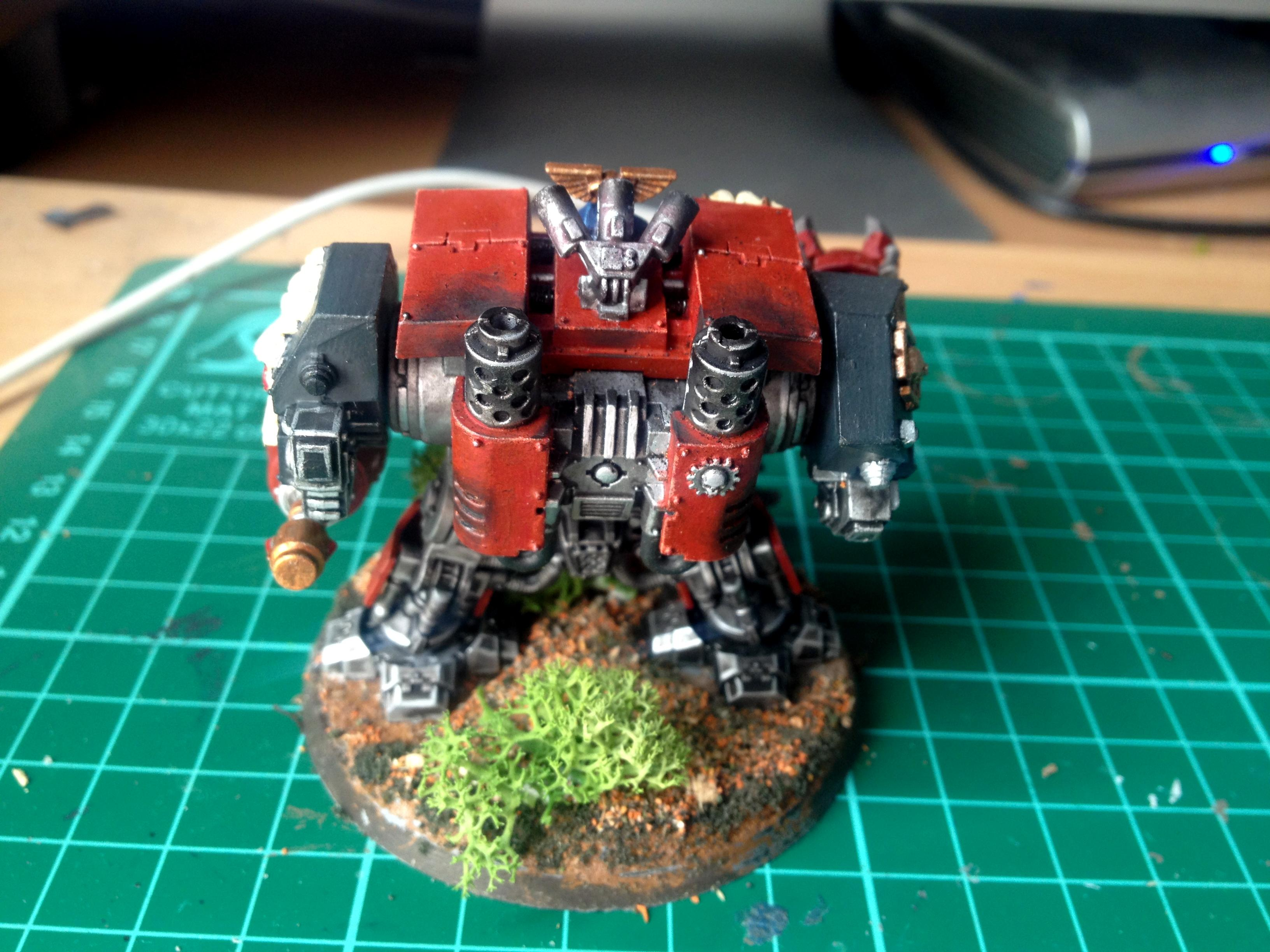 Blood Angels, Dreadnought, Flesh Tearers, Furioso, Warhammer 40,000
