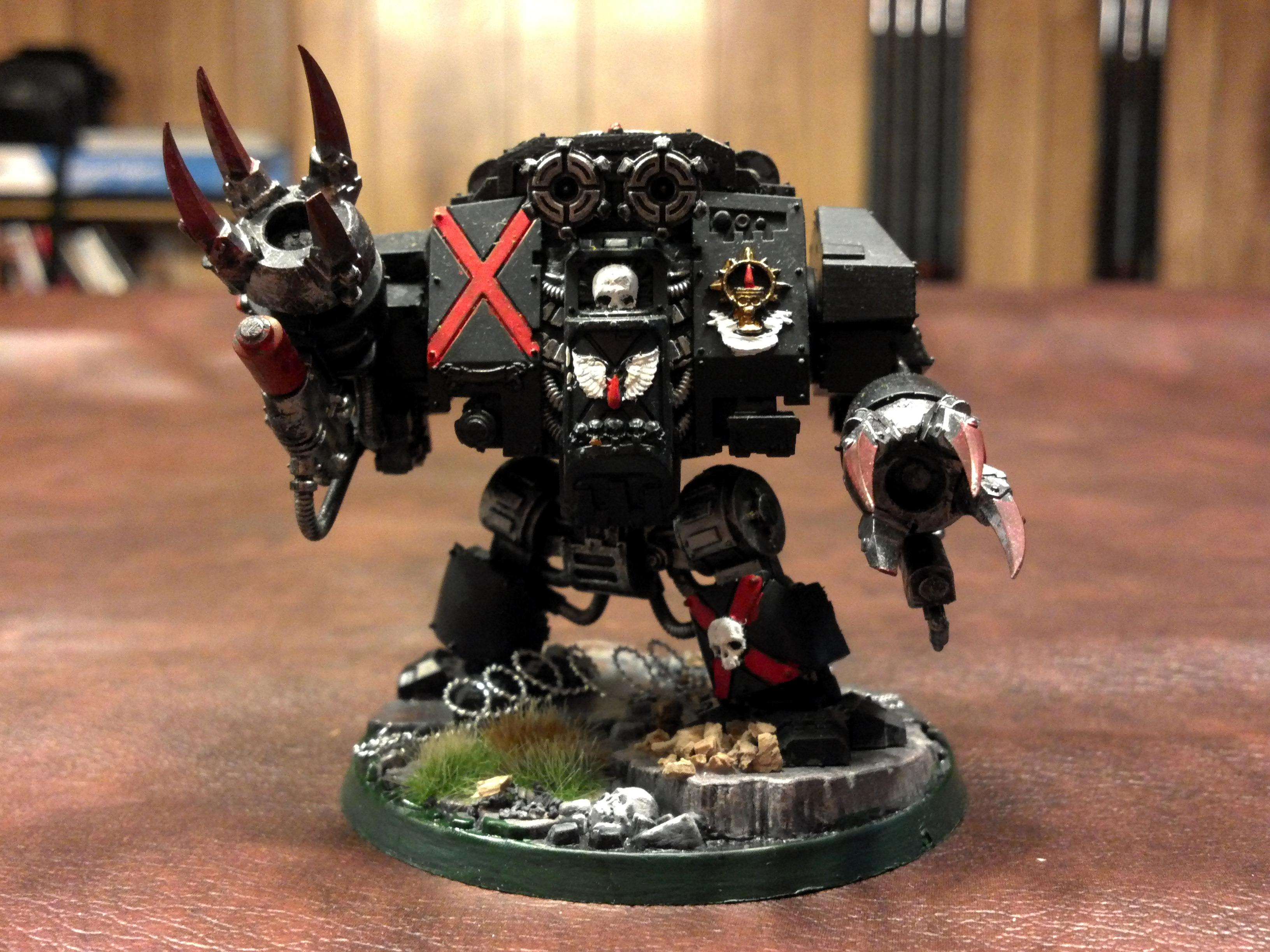 Blood Angels, Death Company, Dreadnought, Warhammer 40,000