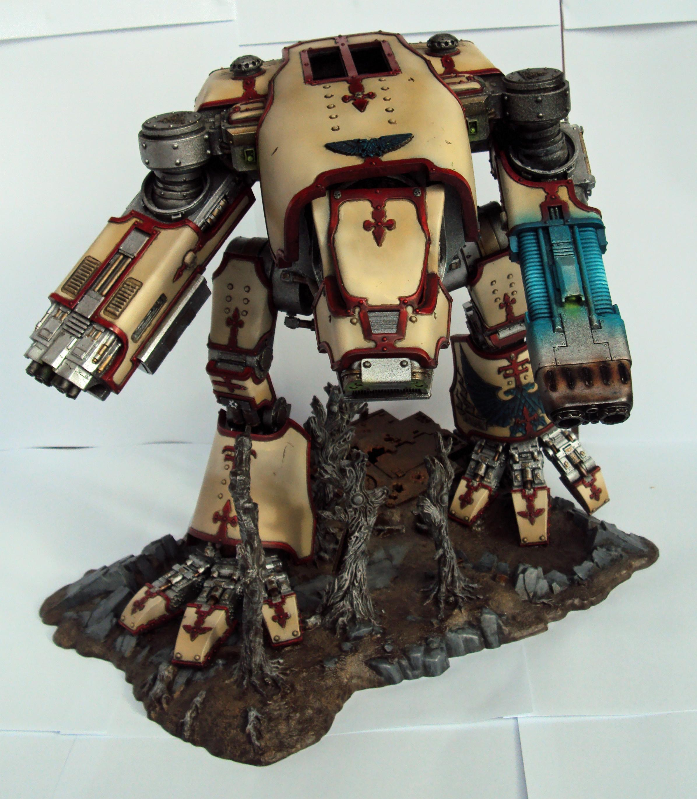 Adeptus Mechanicus, Super-heavy, Warhammer 40,000, Warhound