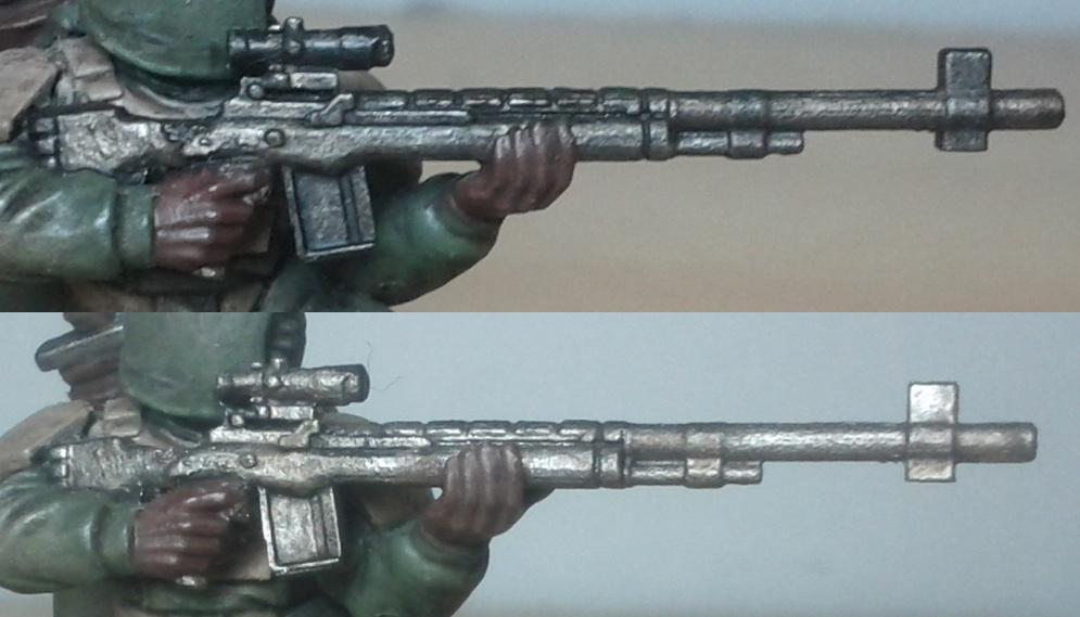 Drifter sniper comparison