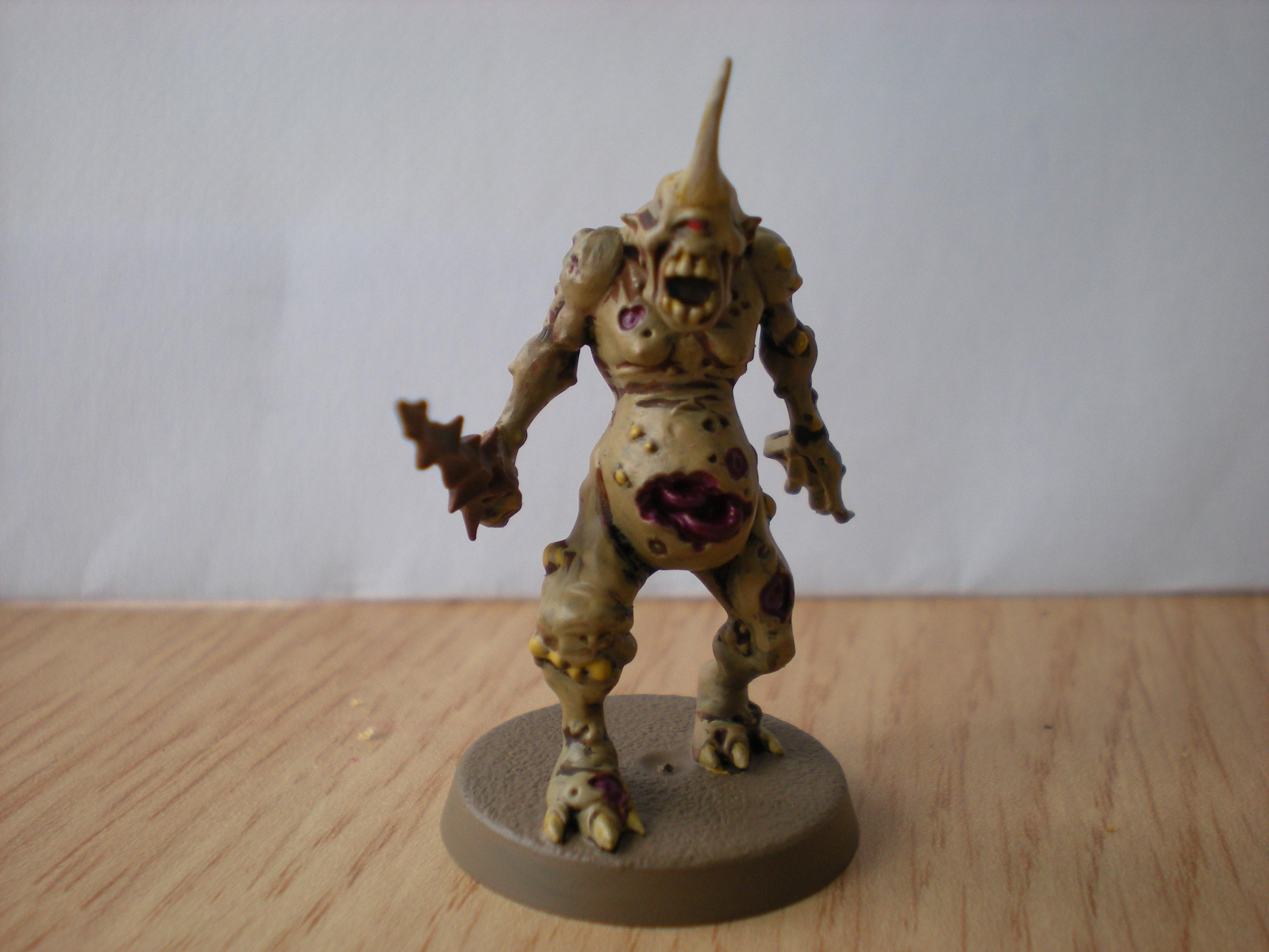 plaguebearer color test