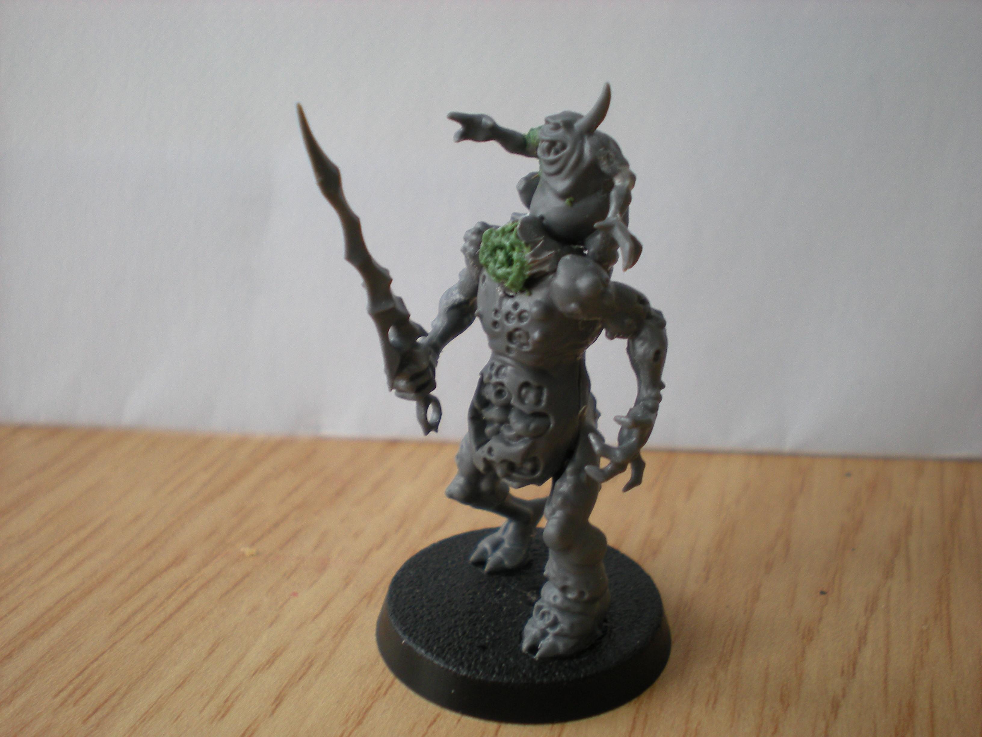 Headless plaguebearer