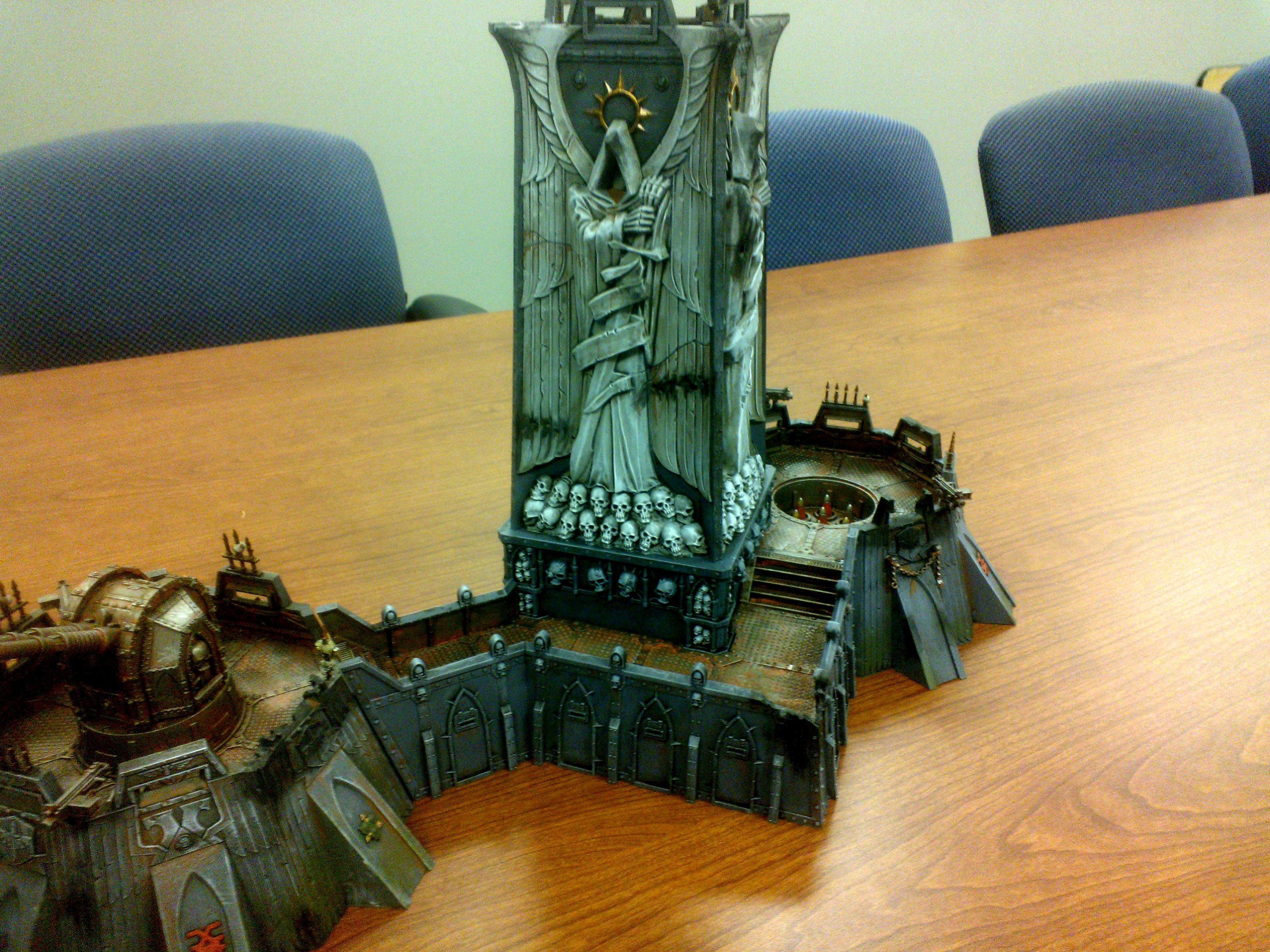Chaos Space Marines, Fortress Of Redemption, Warhammer 40,000