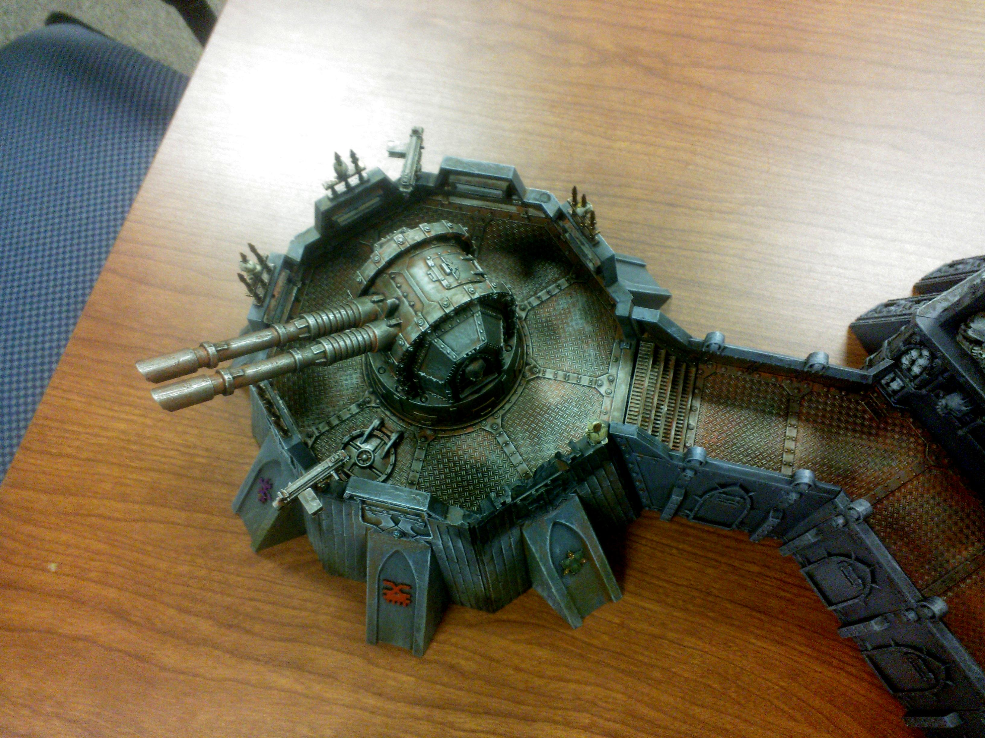 Chaos Space Marines, Fortress Of Redemption