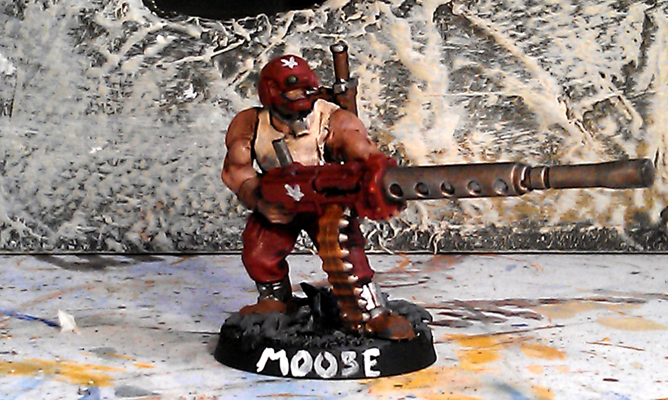 Necromunda, Hvy: Moose