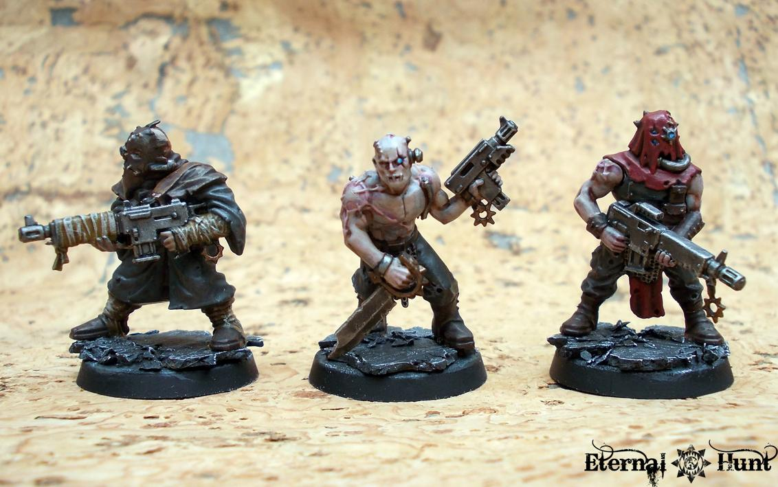 Chaos, Chaos Cultists, Dark Vengeance, Starter Box, Traitor Guard, Traitors, Warhammer 40,000