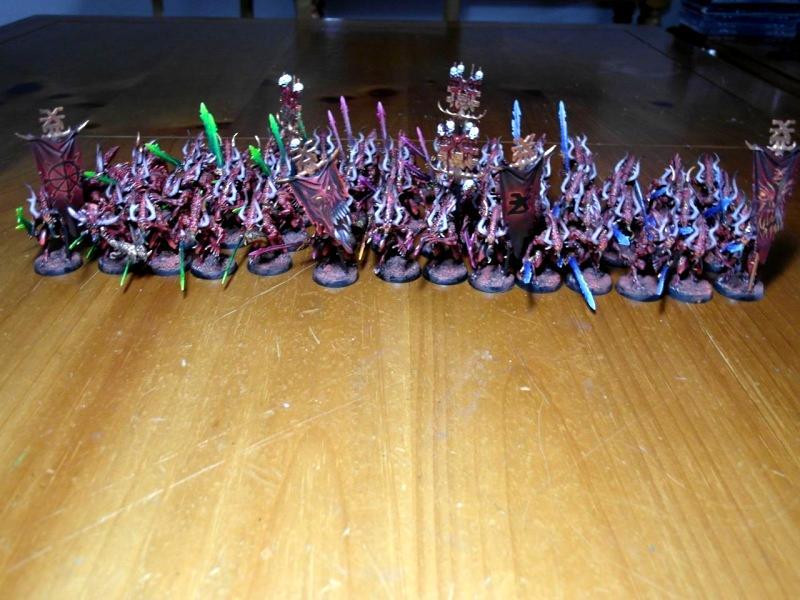 Aosol, Bloodletters, Chaos, Khorne, Warhammer Fantasy