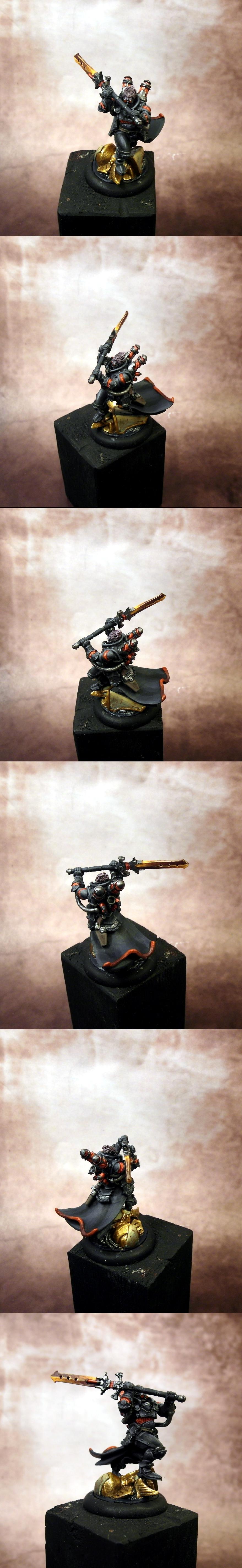 Aosol, Cygnar, Stryker, Warmachine