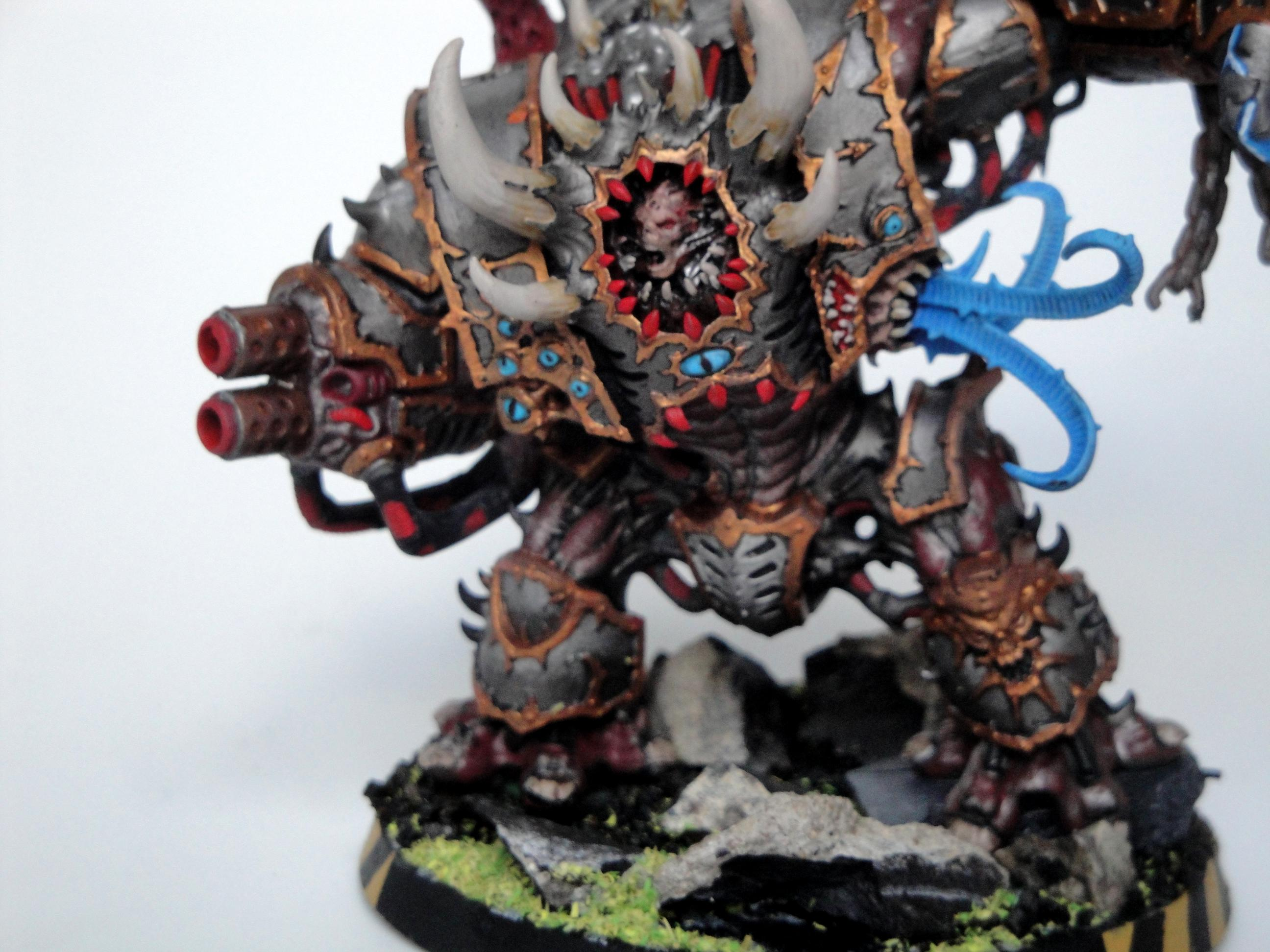 Chaos, Dark Vengeance, Dreadnought, Hellbrute, Iron Warriors