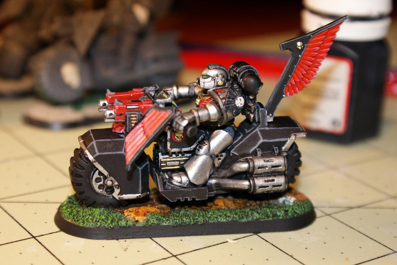 Bike, Doom Eagles, Space Marines