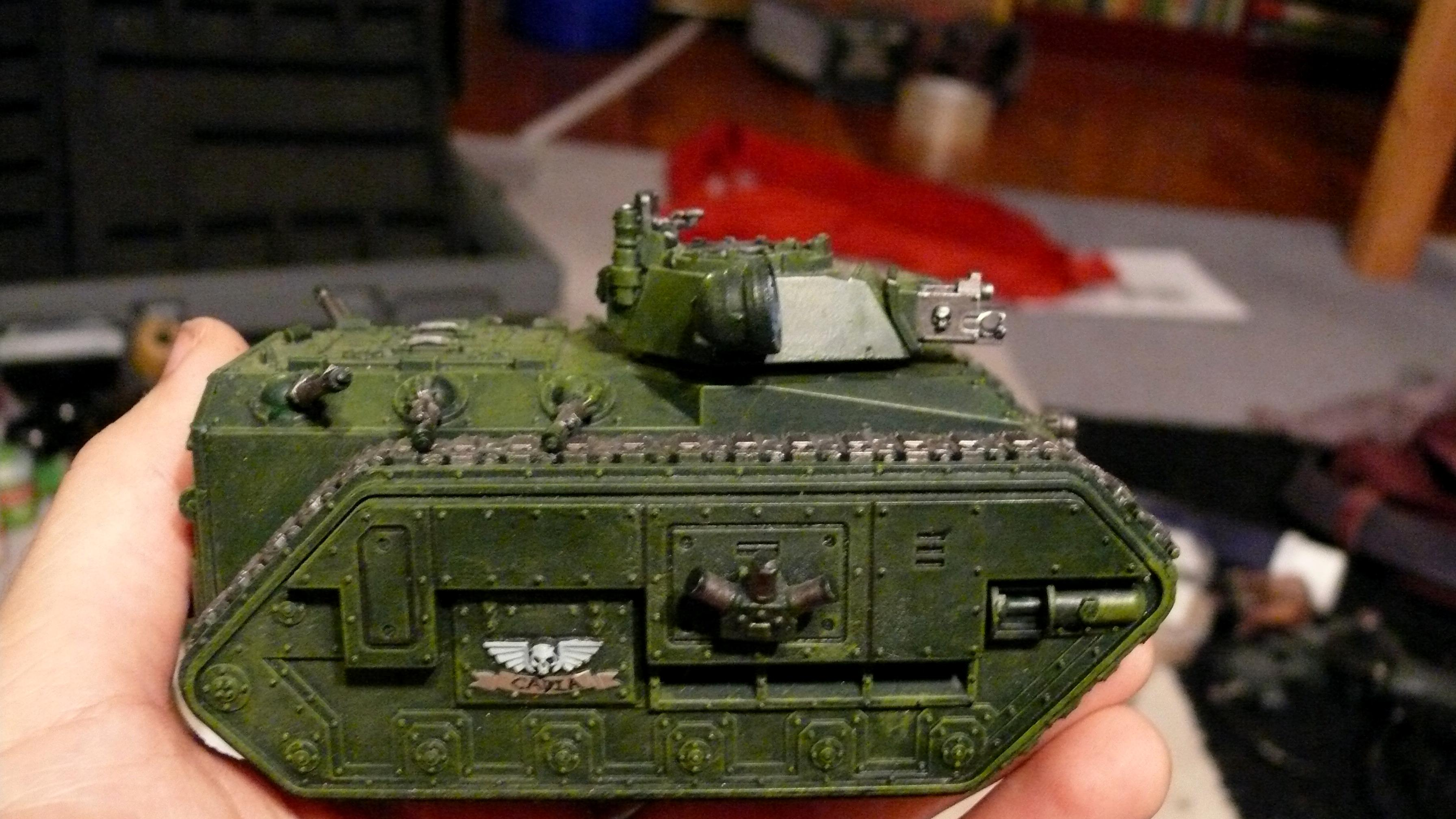 Astra Militarum, Chimera, Imperial Guard, Warhammer 40,000