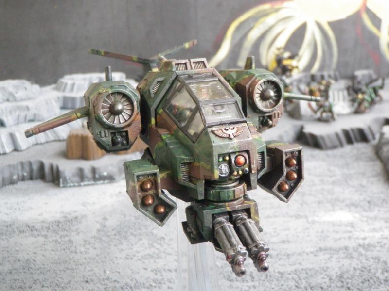 Camouflage, Gunship, Stormtalon