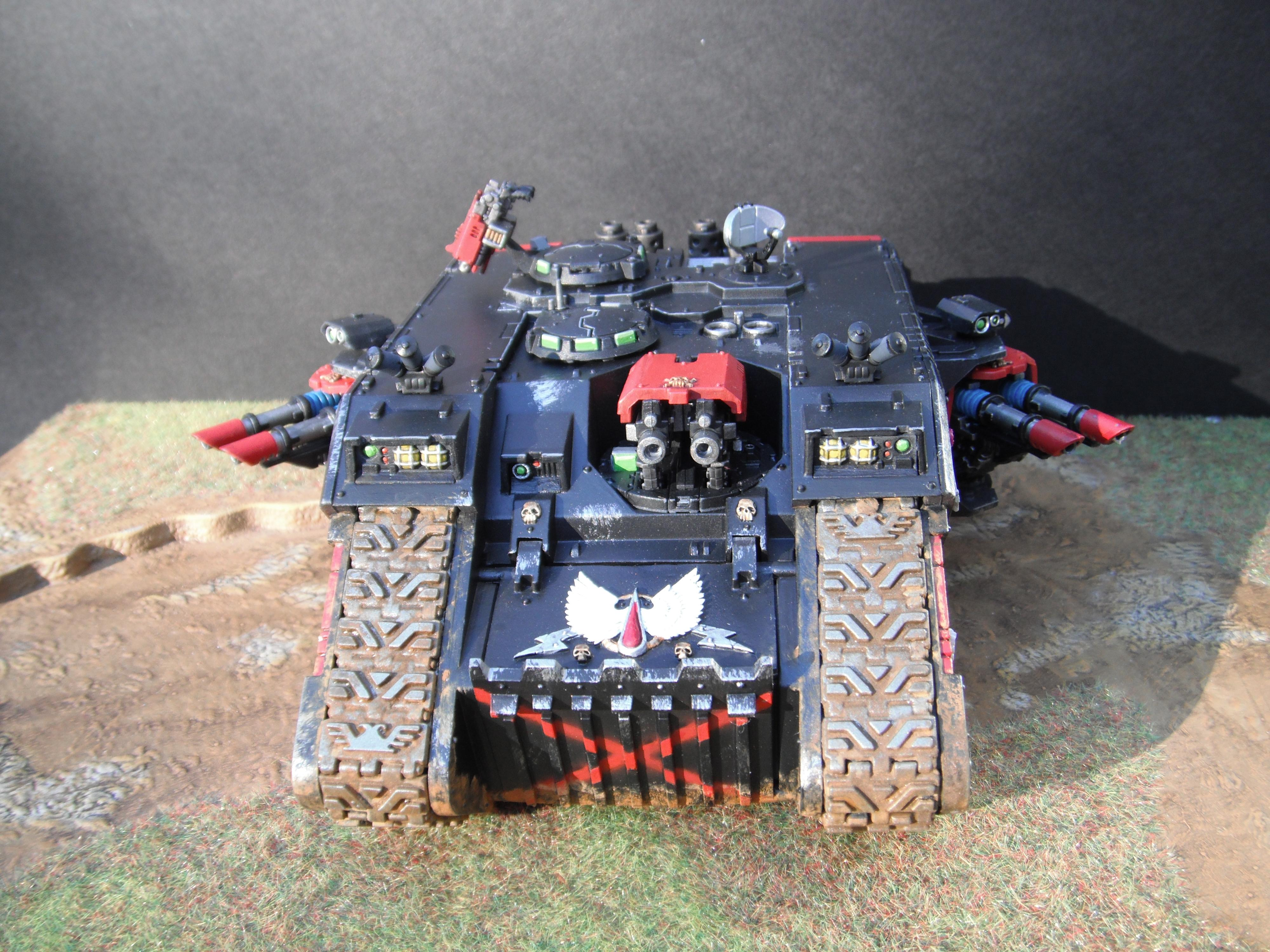 Blood Angels, Death Company, Land Raider