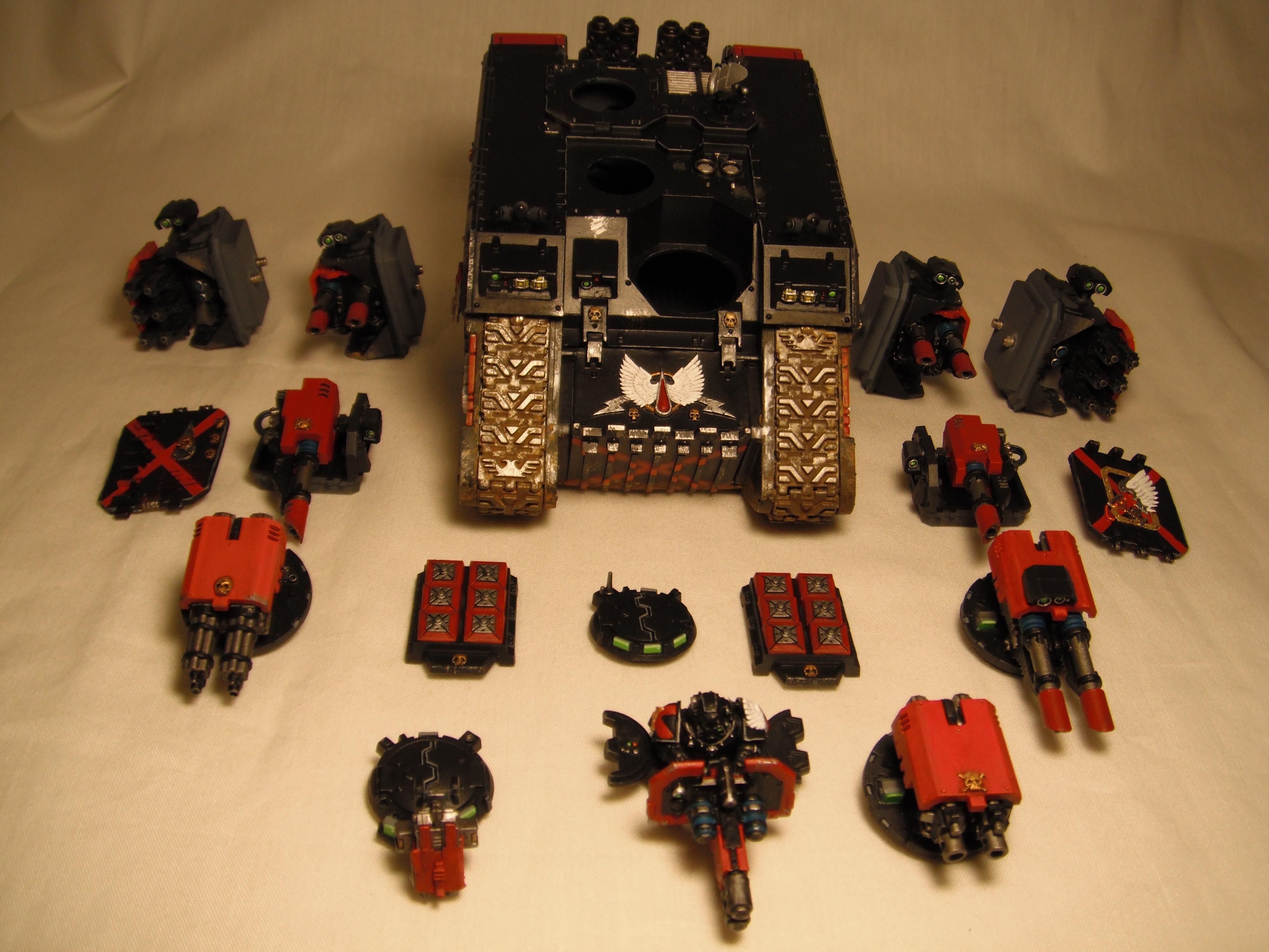 Blood Angels, Death Company, Land Raider, Magnetisation, Warhammer 40,000