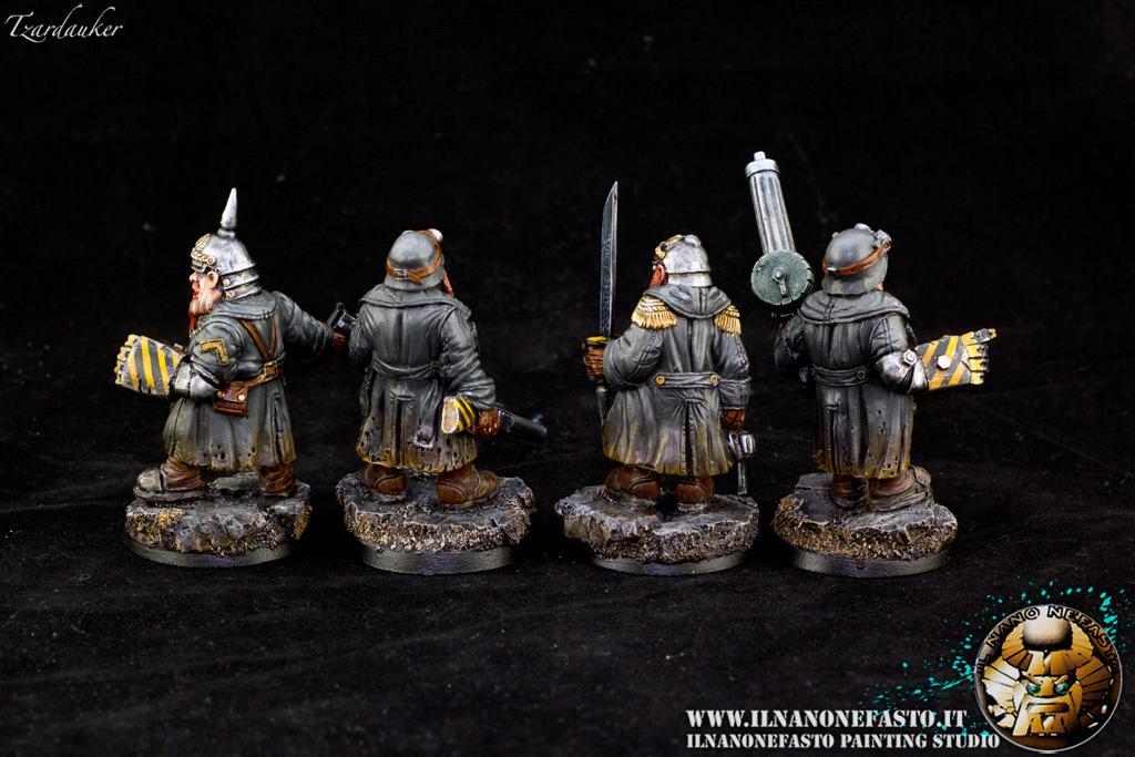 Guard, Ilnanonefasto, Imperial, Ogryns, Prussian, Scibor, Warhammer 40,000, Warhammer Fantasy