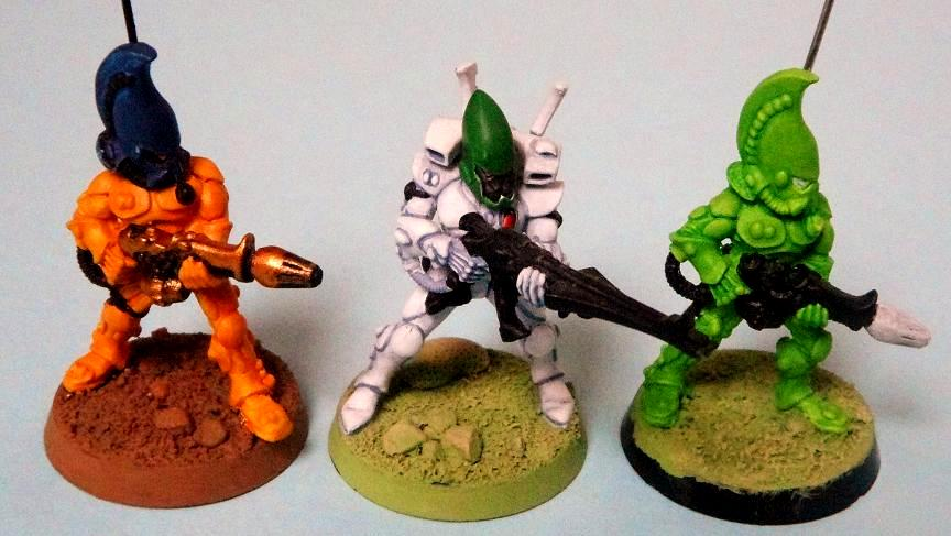 Aspect, Biel Tan, Dragon, Eldar, Fire, Iyanden, Warhammer 40,000, Warriors