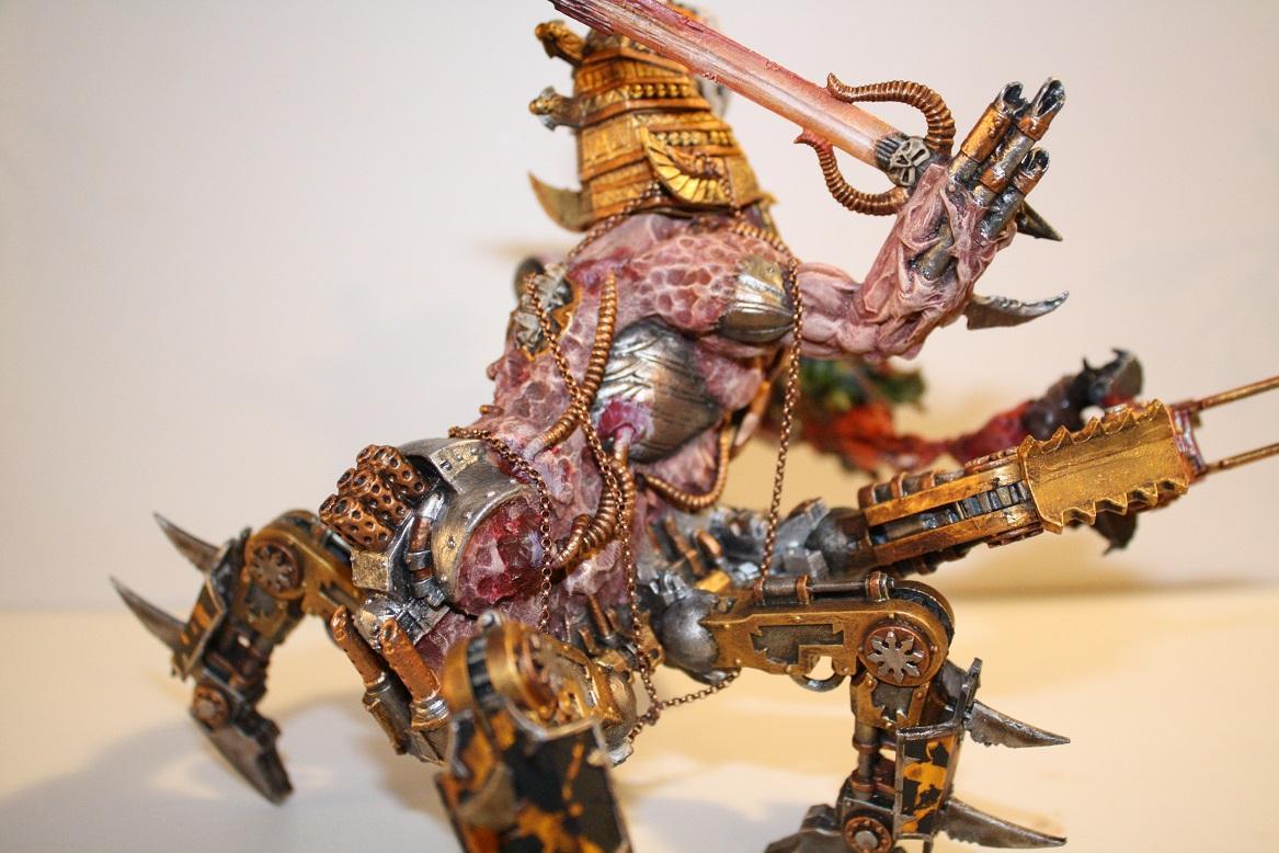 Chaos, Defiler, Space Marines, Tomb Kings, Walker, Warhammer 40,000
