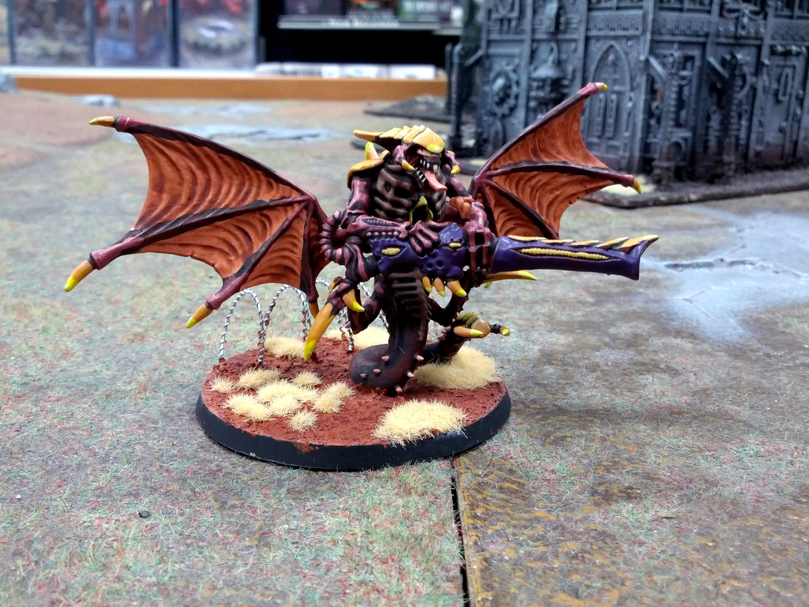 Harpy, Tyranids, Harpy with Cluster Spine