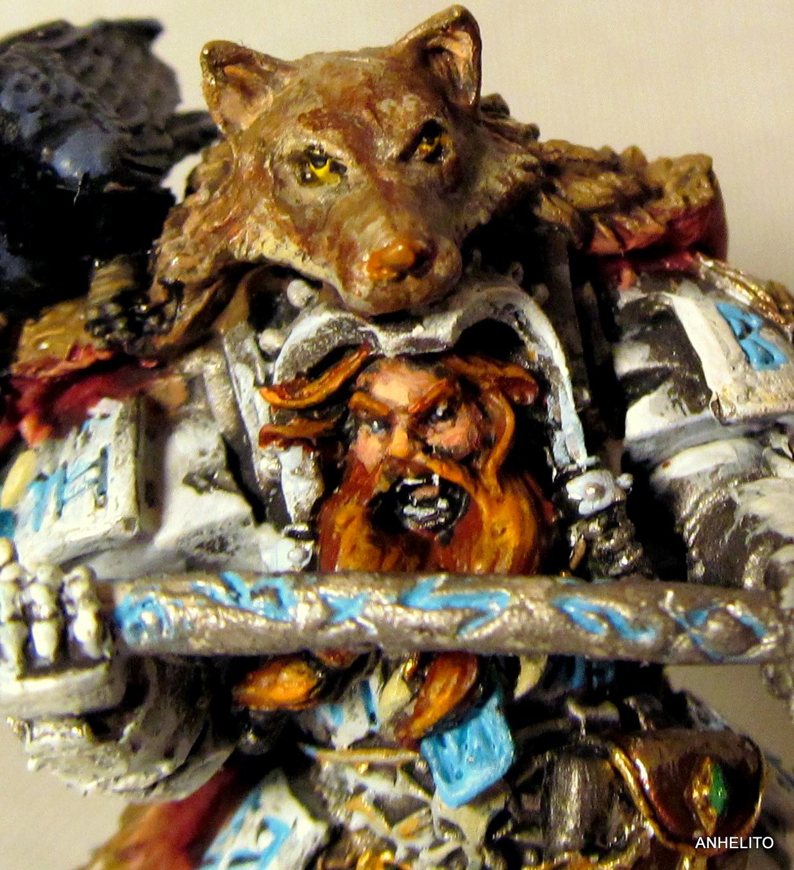 Njal Stormcaller, Space Wolves, Warhammer 40,000