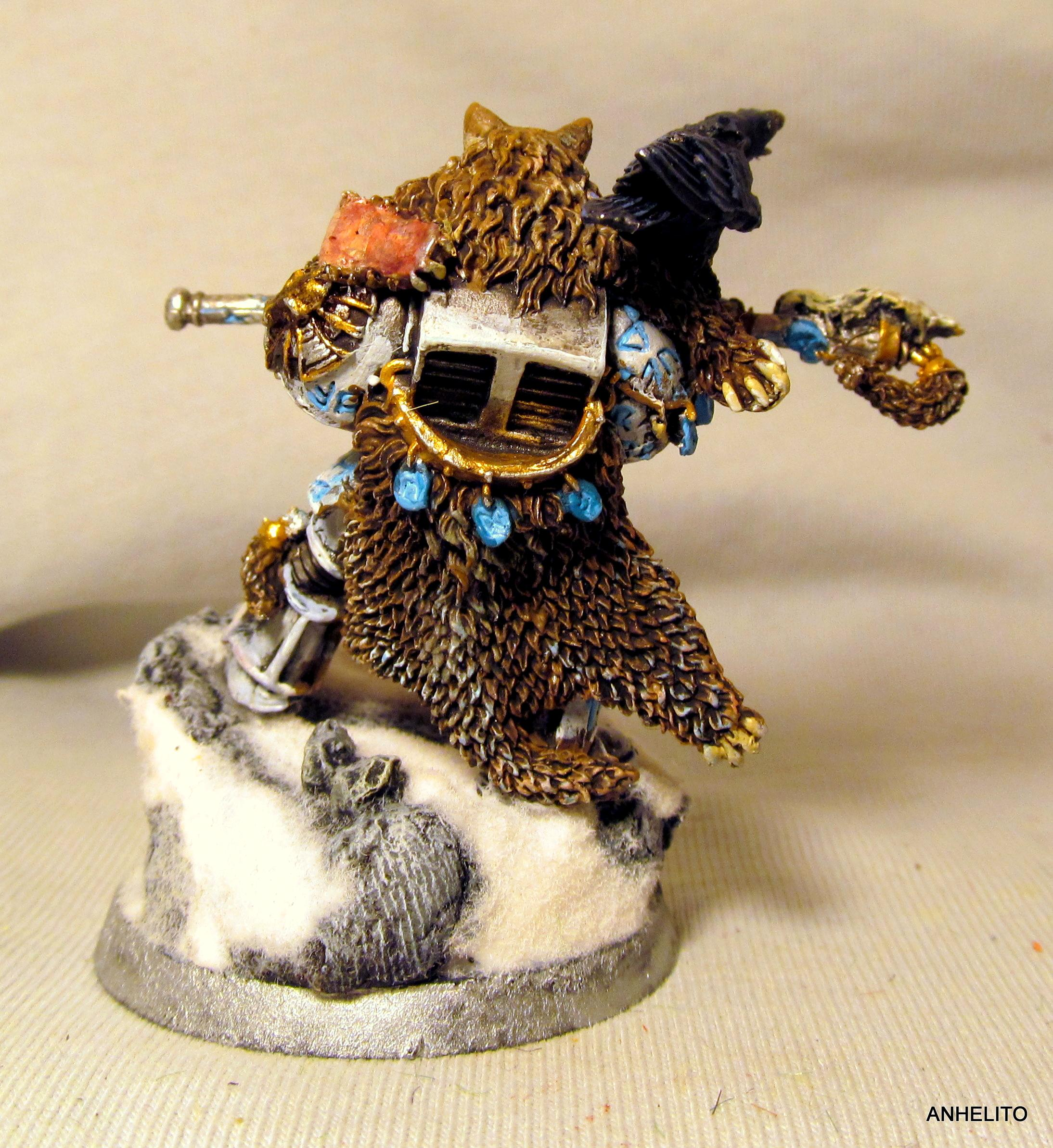 Njal Stormcaller, Space Wolves, Warhammer 40,000
