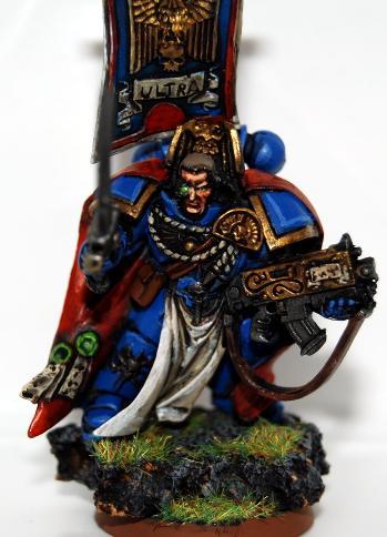 Assault On Black Reach, Captain, Imperium, Rock, Rock Base, Space Marines