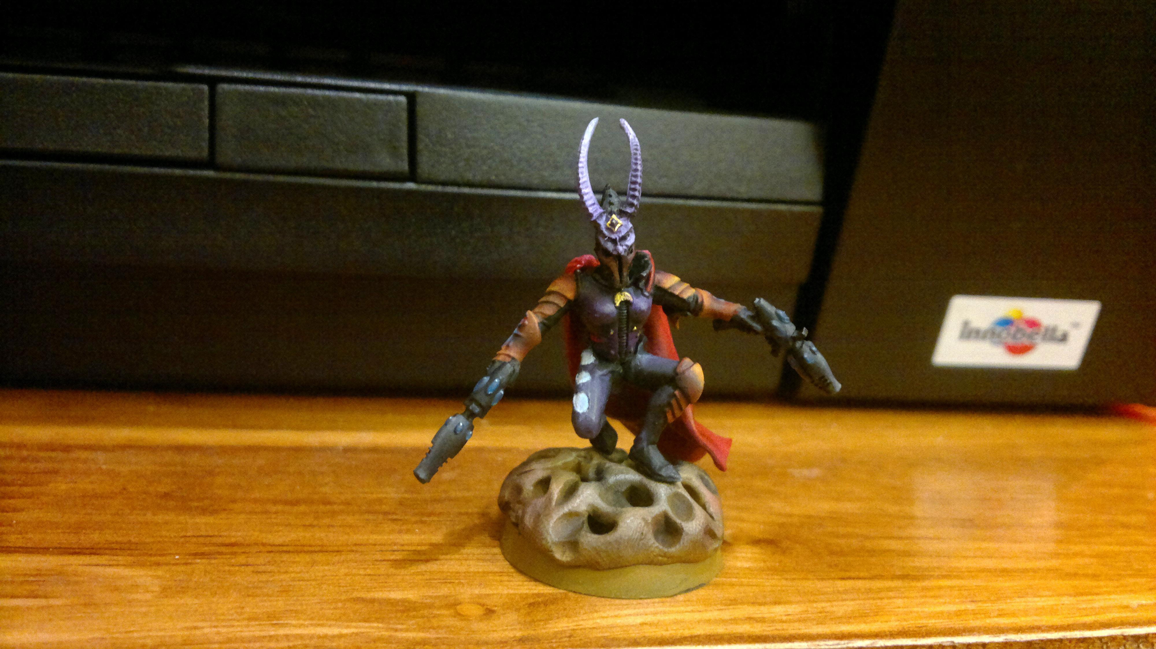 Archon, Dark Eldar, Female