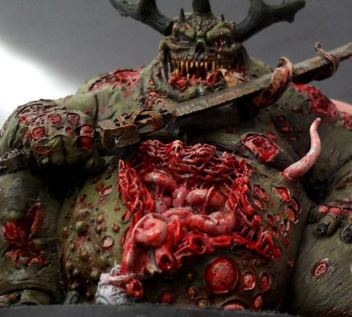 Chaos Daemons, Daemons, Forge World, Great Unclean One, Nurgle