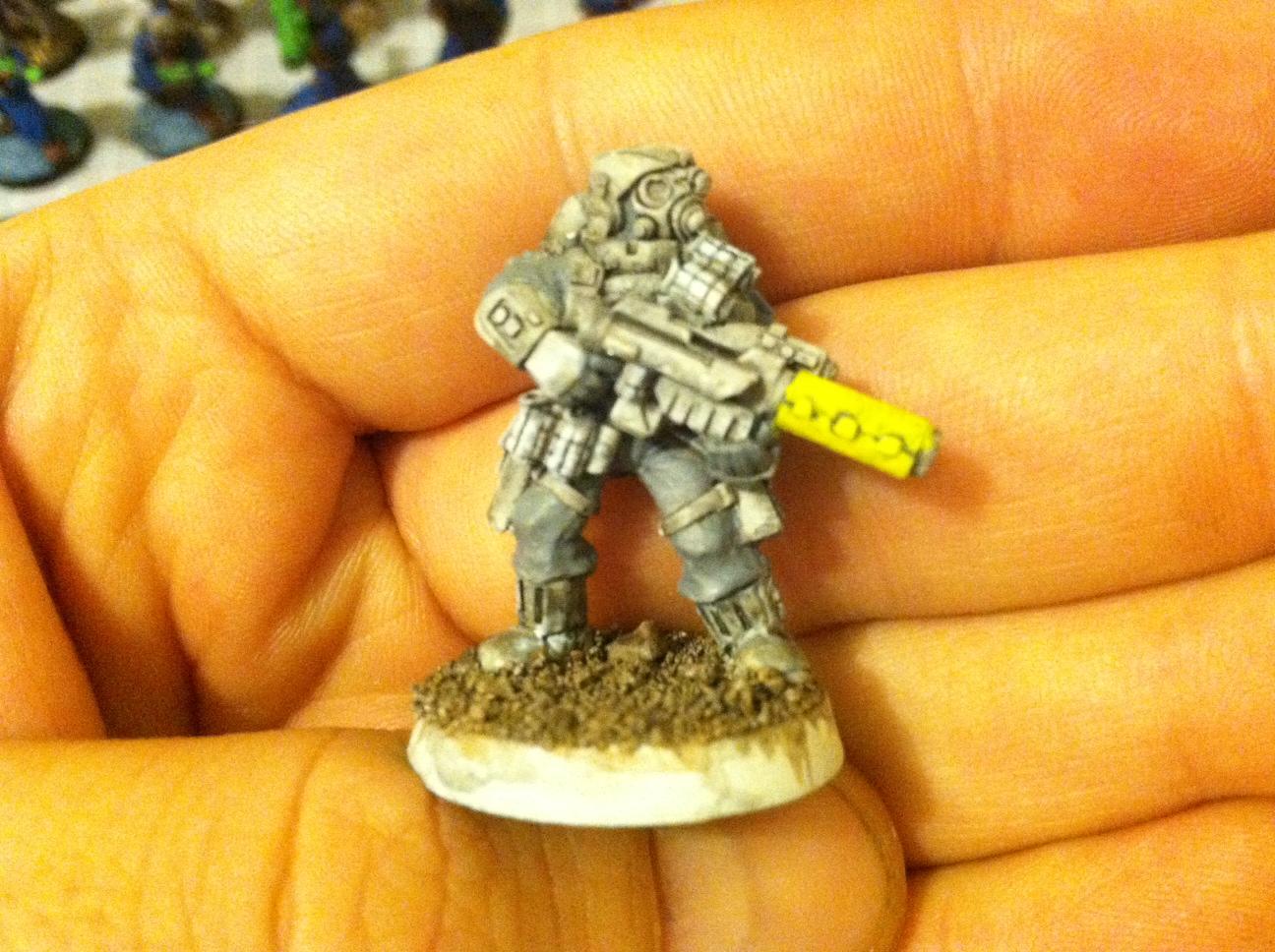 Stormtrooper WIP