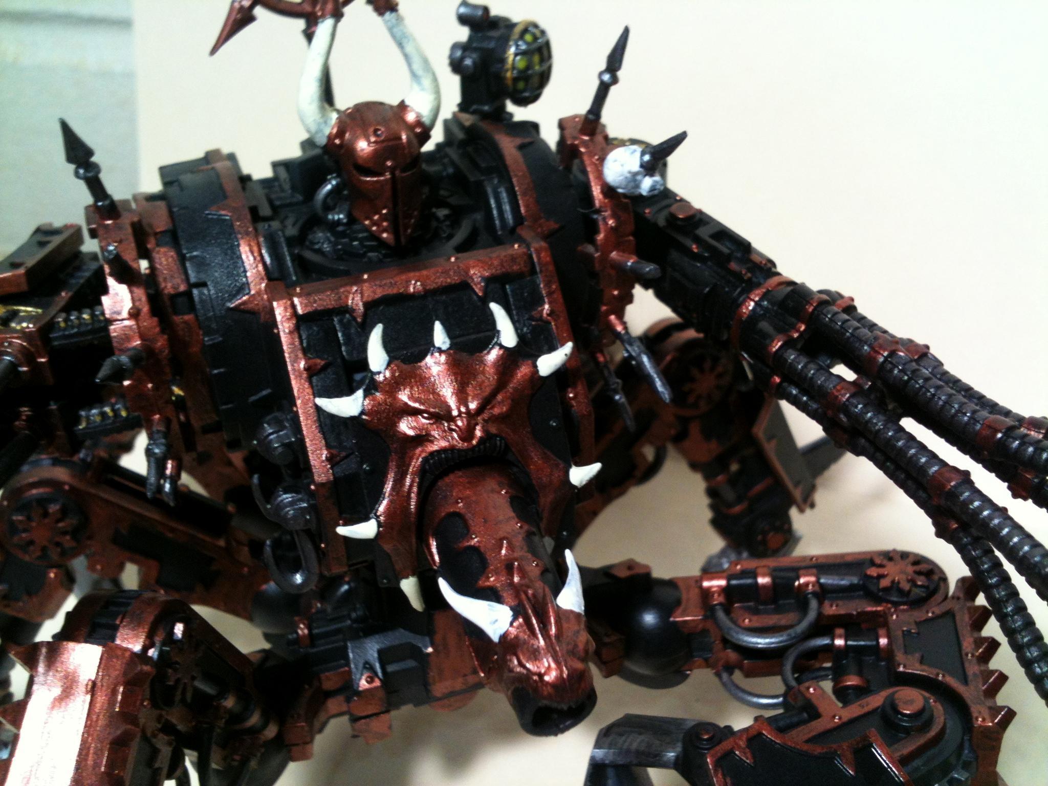 Black Legion, Chaos Space Marines, Defiler