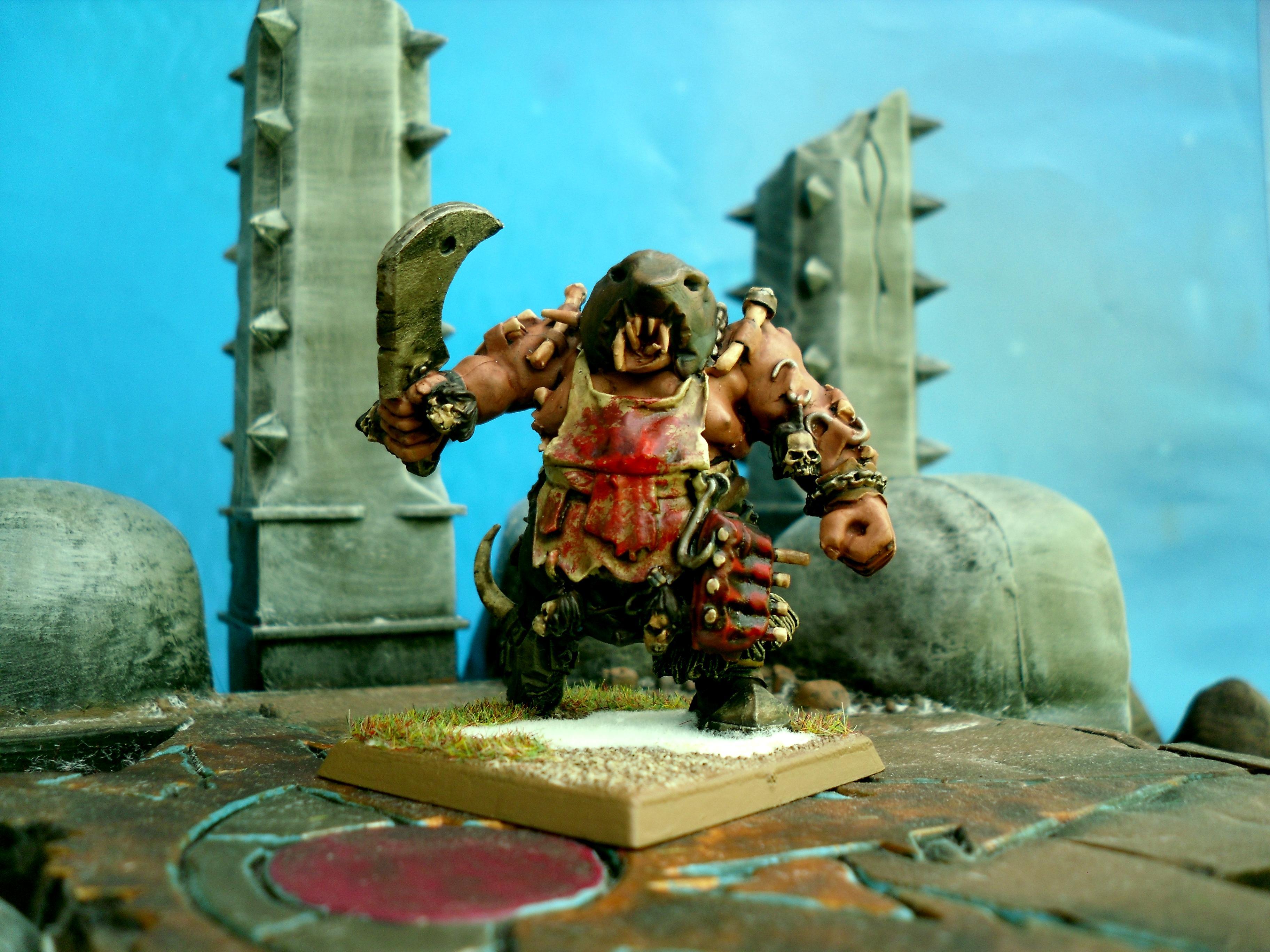 Ogre Kingdoms, Slaughtermaster