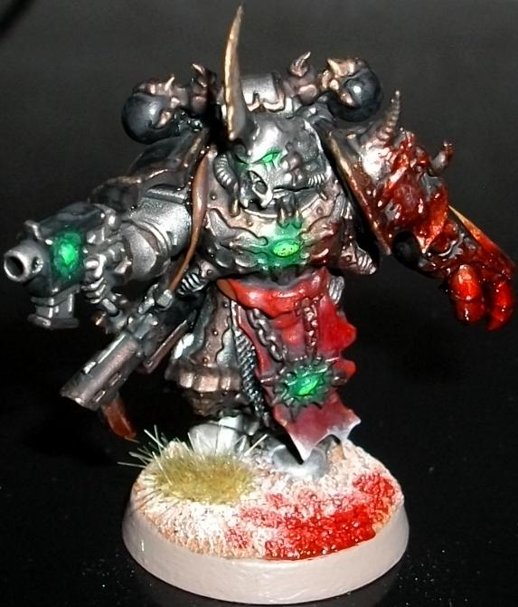 Chaos, Chaos Space Marines, Chosen, Dark Vengeance, Iron Warriors, Power Fist