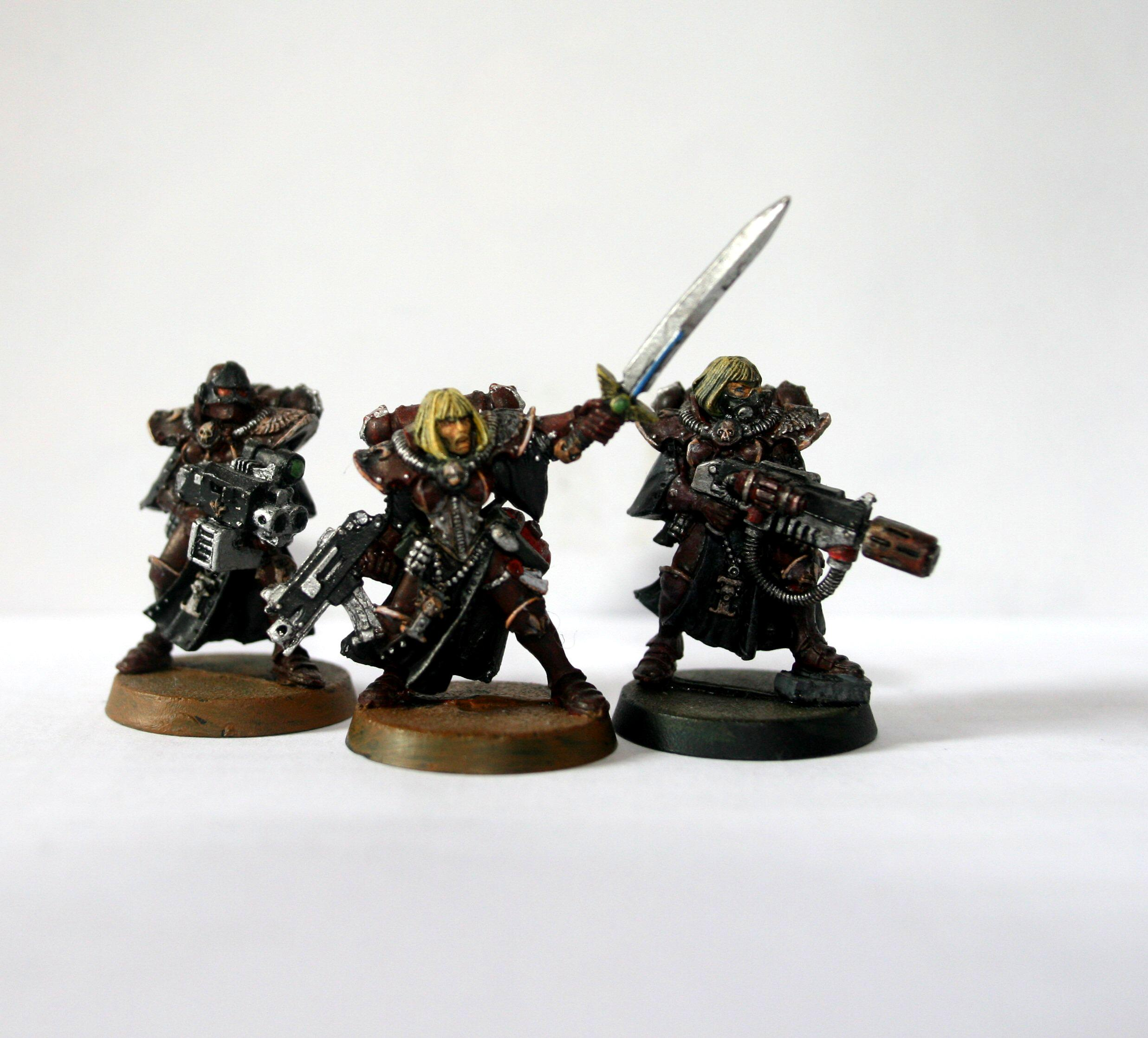 Inquisition, Sisters Of Battle