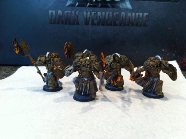 Grey Knights, Icarus, Thundergod