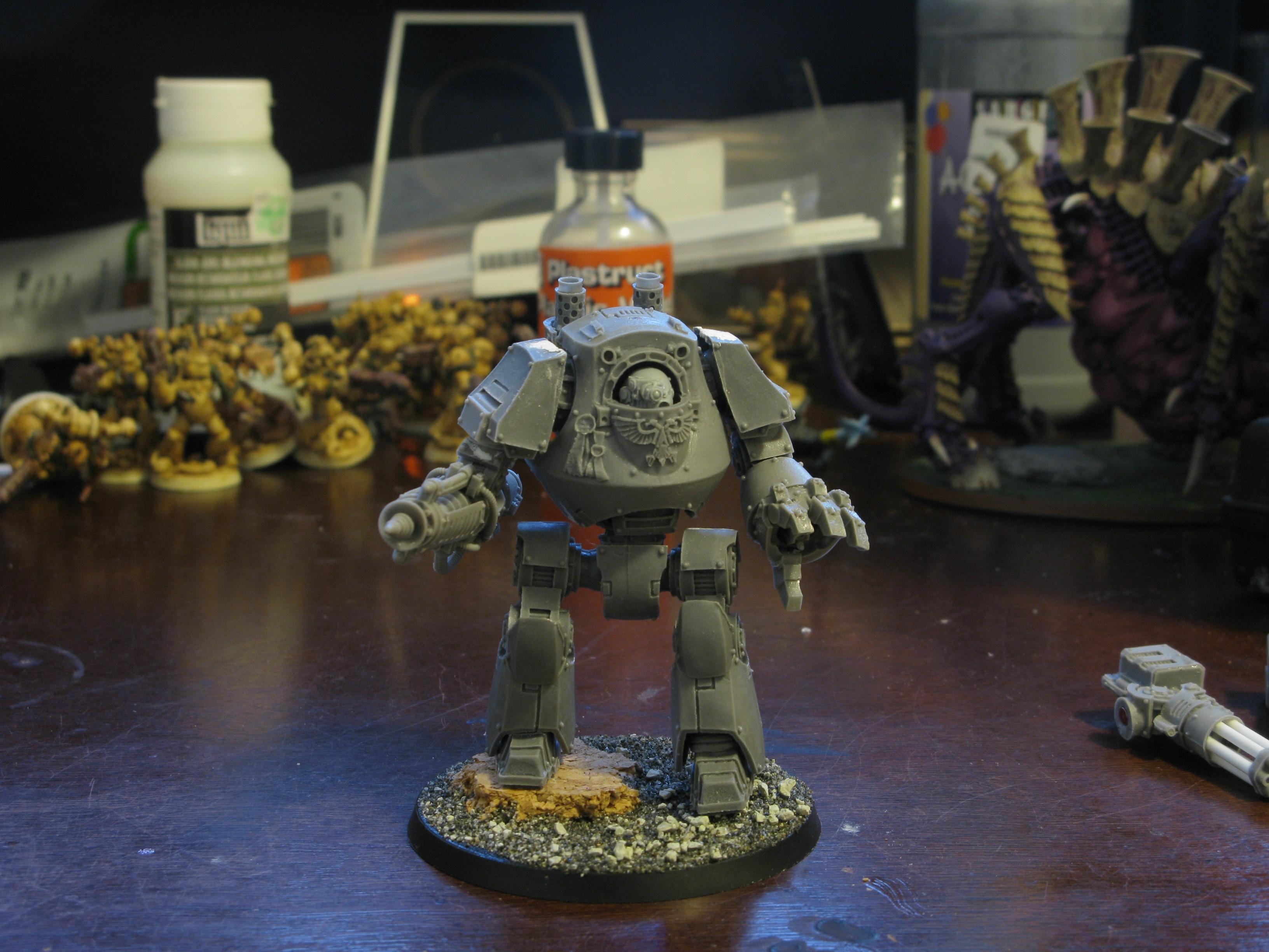 Contemptor, Magnet, Mortis, Work In Progress
