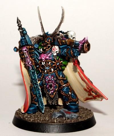 Chaos, Chaos Lord, Warhammer 40,000