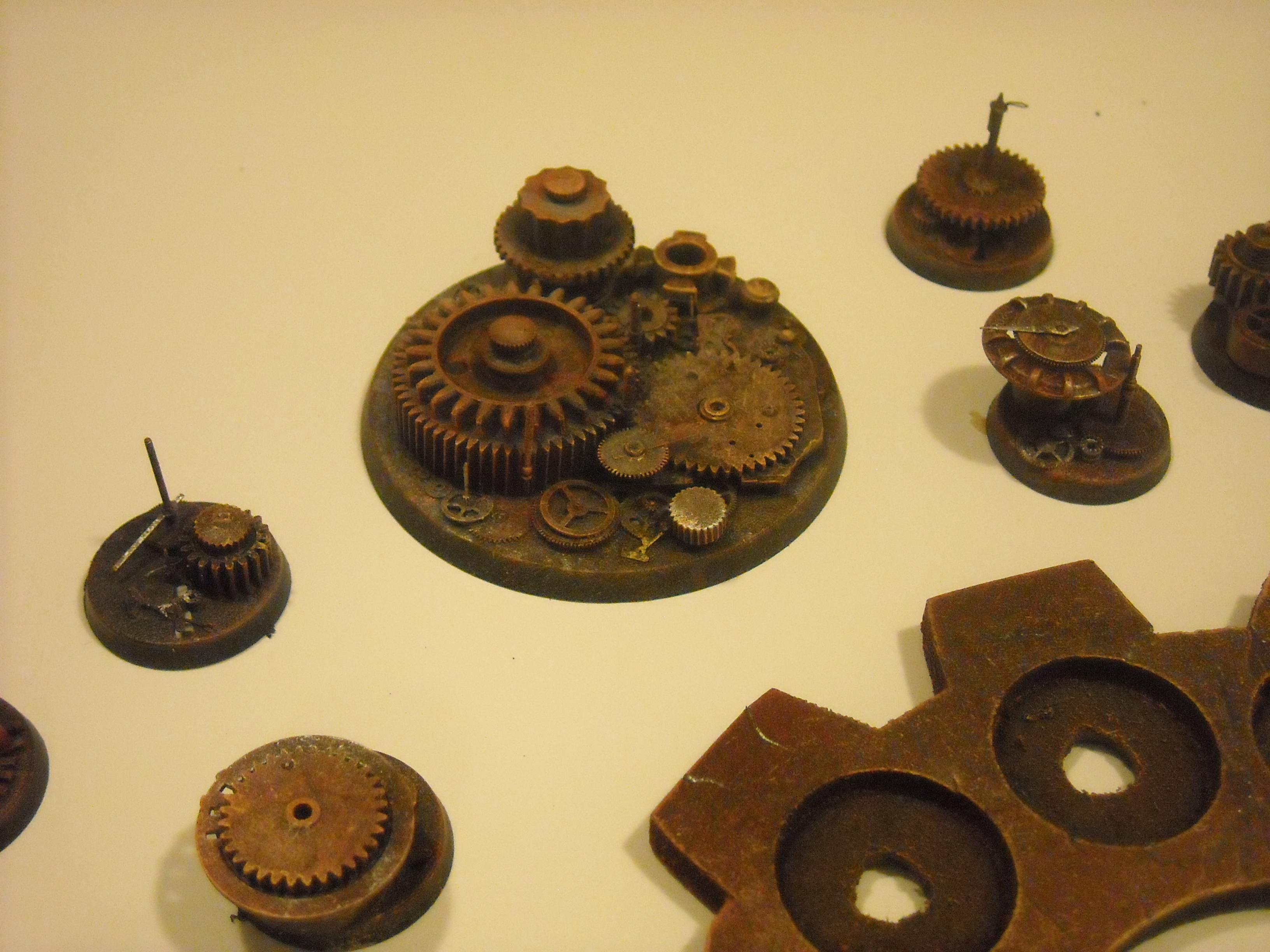 Counters, Objective Marker, War Machine, Warmachine