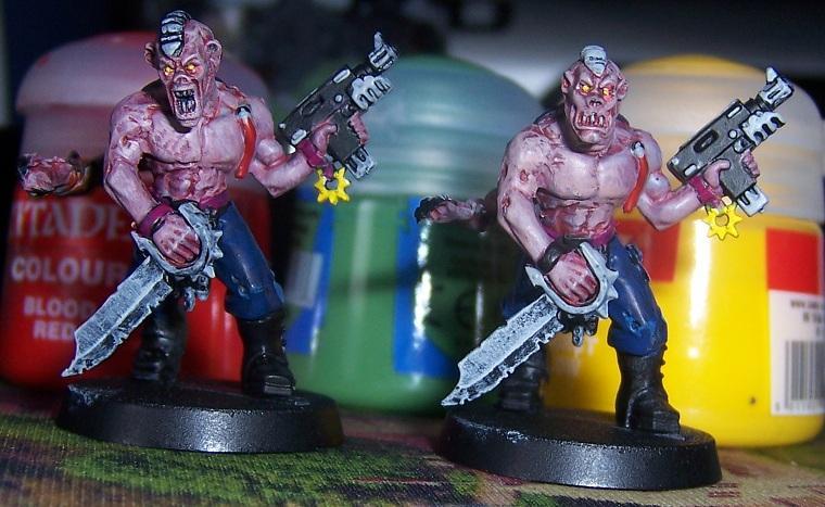 Genstealer Cult, Hybrids, Tyranids, Warhammer 40,000