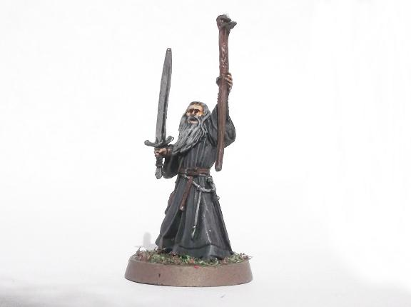 Gandalf The Grey, Greymane, Lord, Lord Of The Rings, Rings