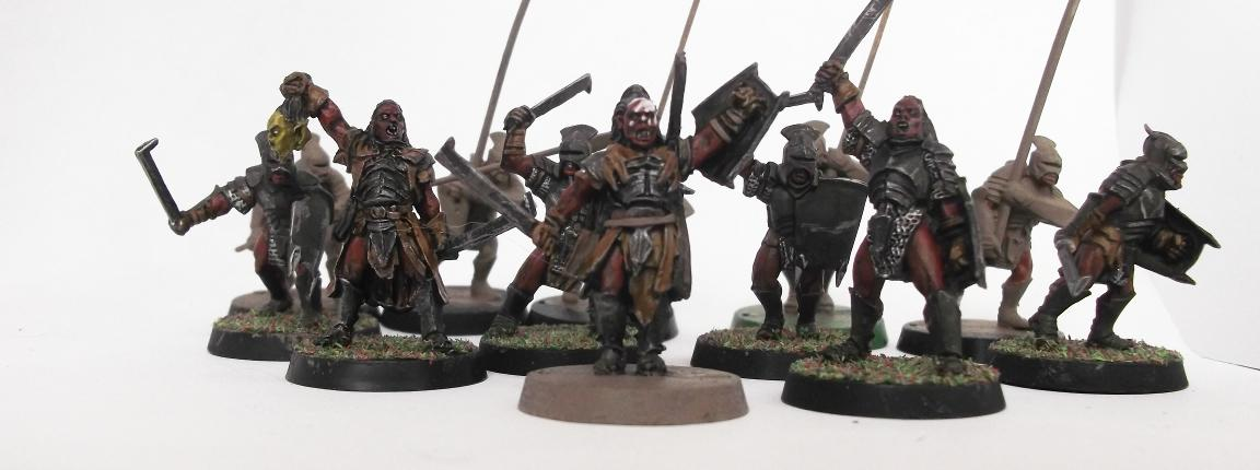 Hai, Isengard, Lord, Lord Of The Rings, Orcs, Rings, Uruk