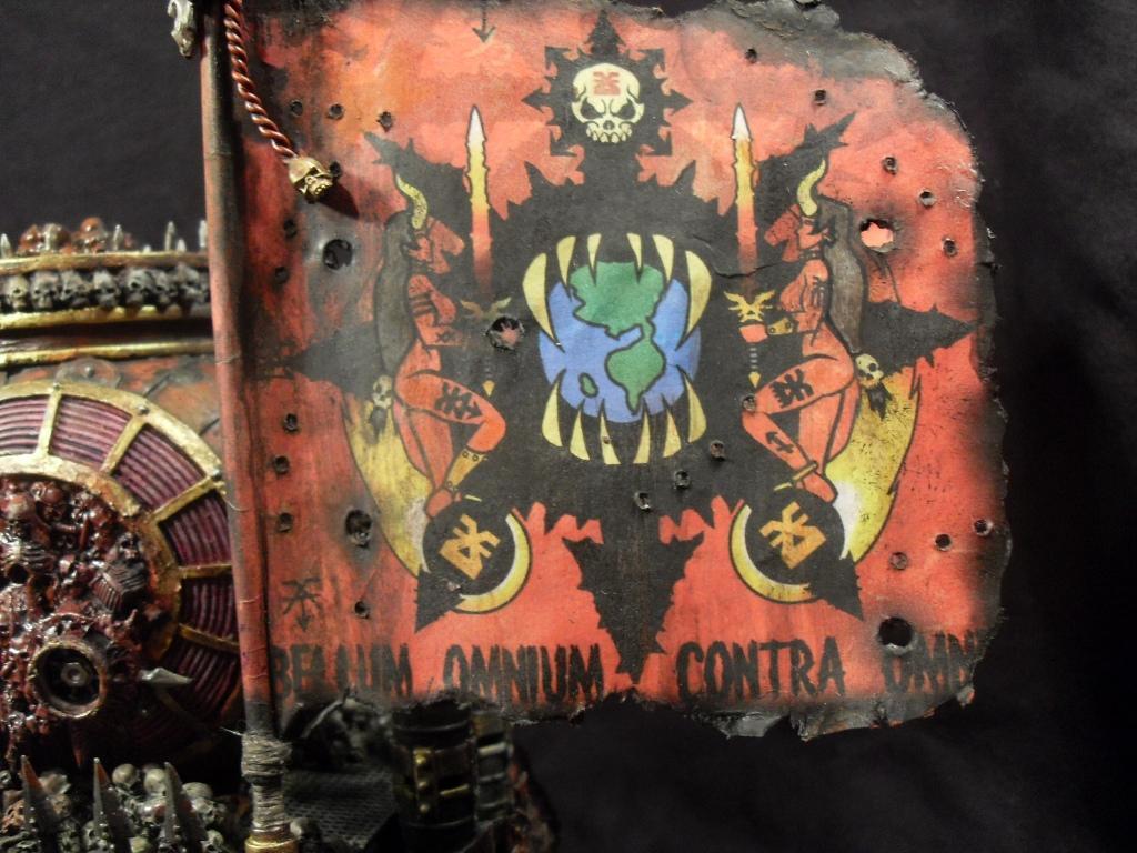 Boobs, Cauldron Of Blood, Daemons, Khorne, Land Raider, Nsfw, Skull, World Eaters