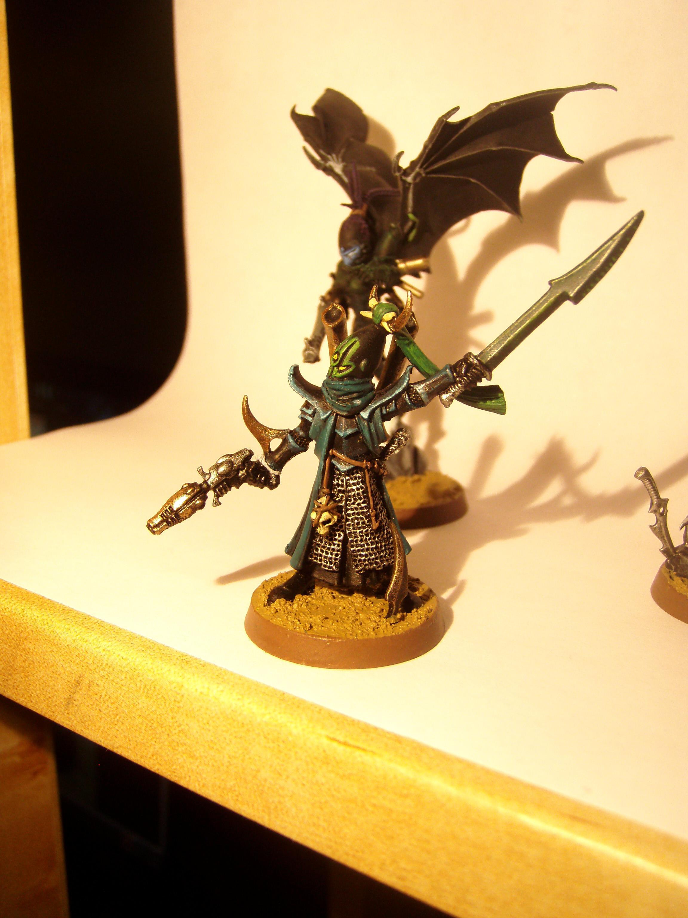 Dark Eldar, De, Duke Sliscus, Sliscus