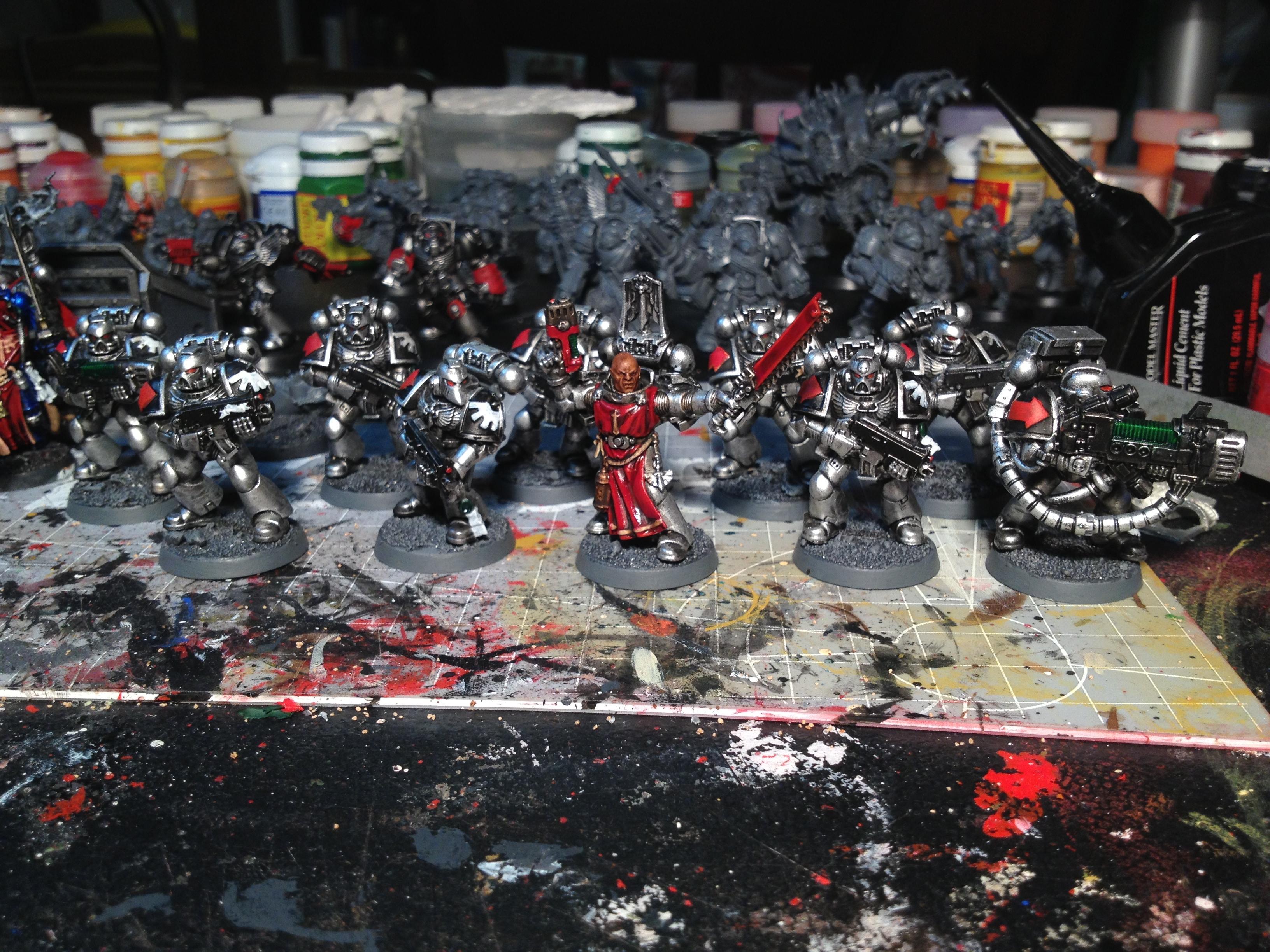 DV Tactical squad WIP