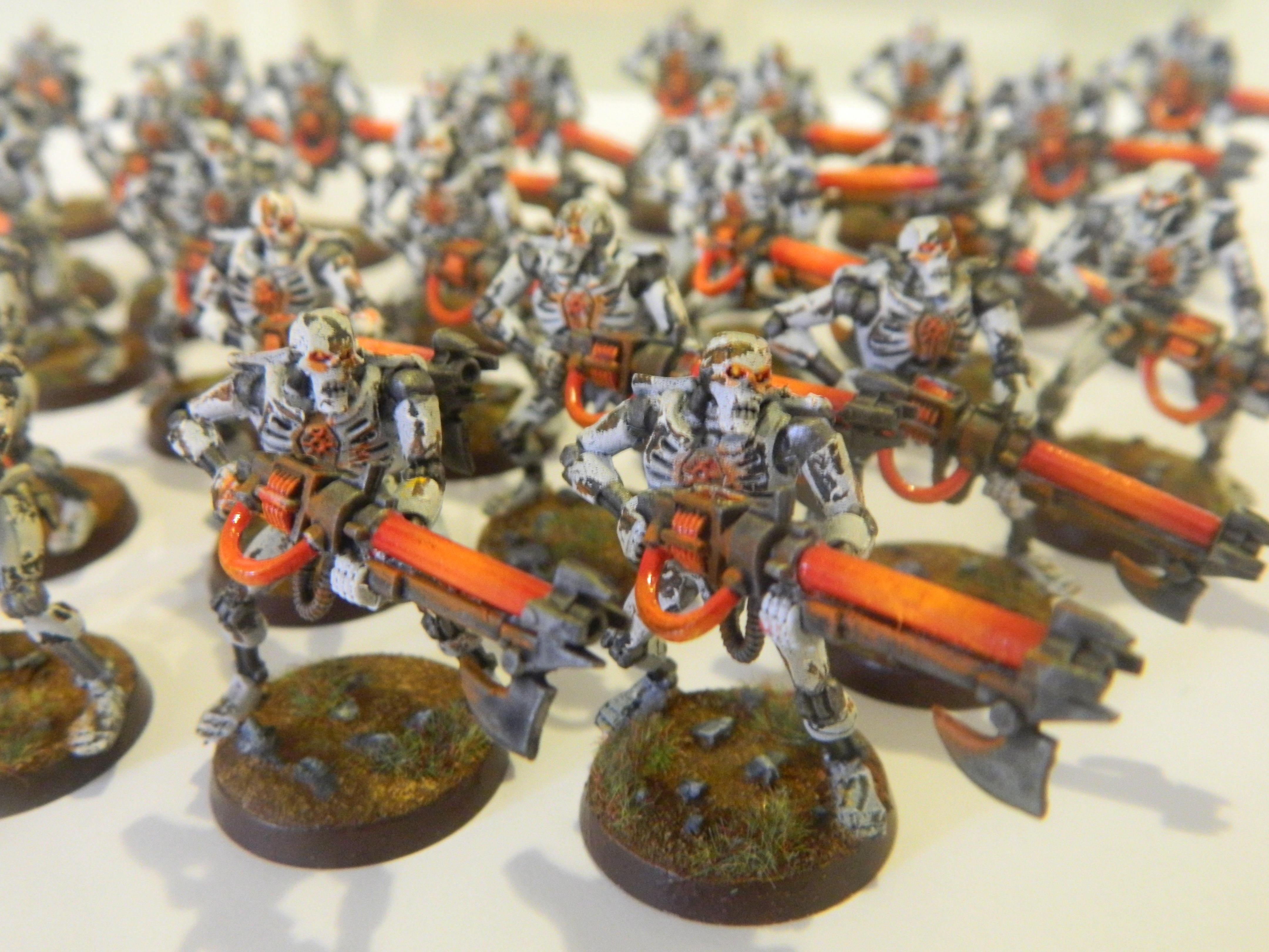 Airforce, Deathmarks, Doomscythe, Lord, Necrons, Nightscythe, Orange, Overlord, Red, Rust, Scarabs, Scythe, Tomb Blade, Warriors, White