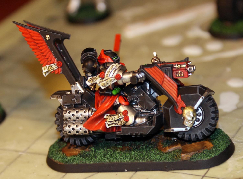 Assault, Bike, Doom Eagles, Space Marines